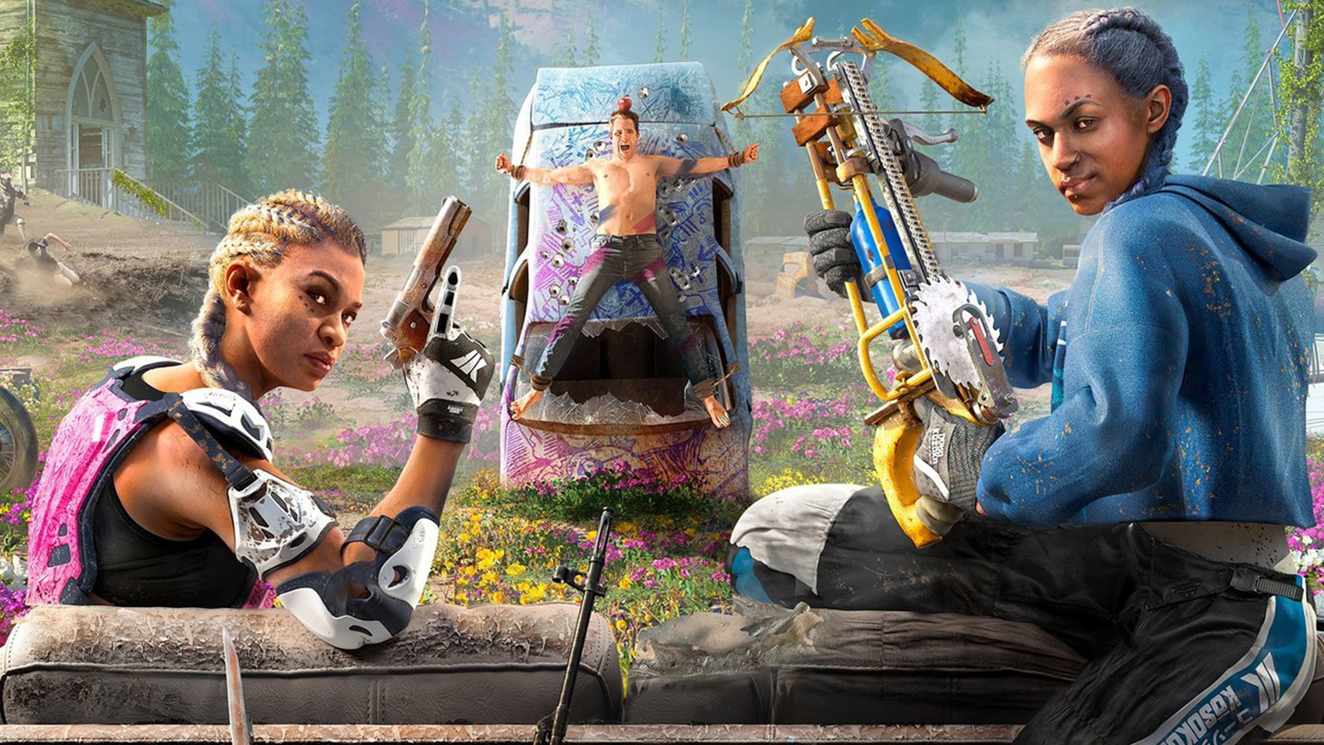 Far Cry New Dawn: PS4/Pro/Xbox One/X - Every Console Tested!