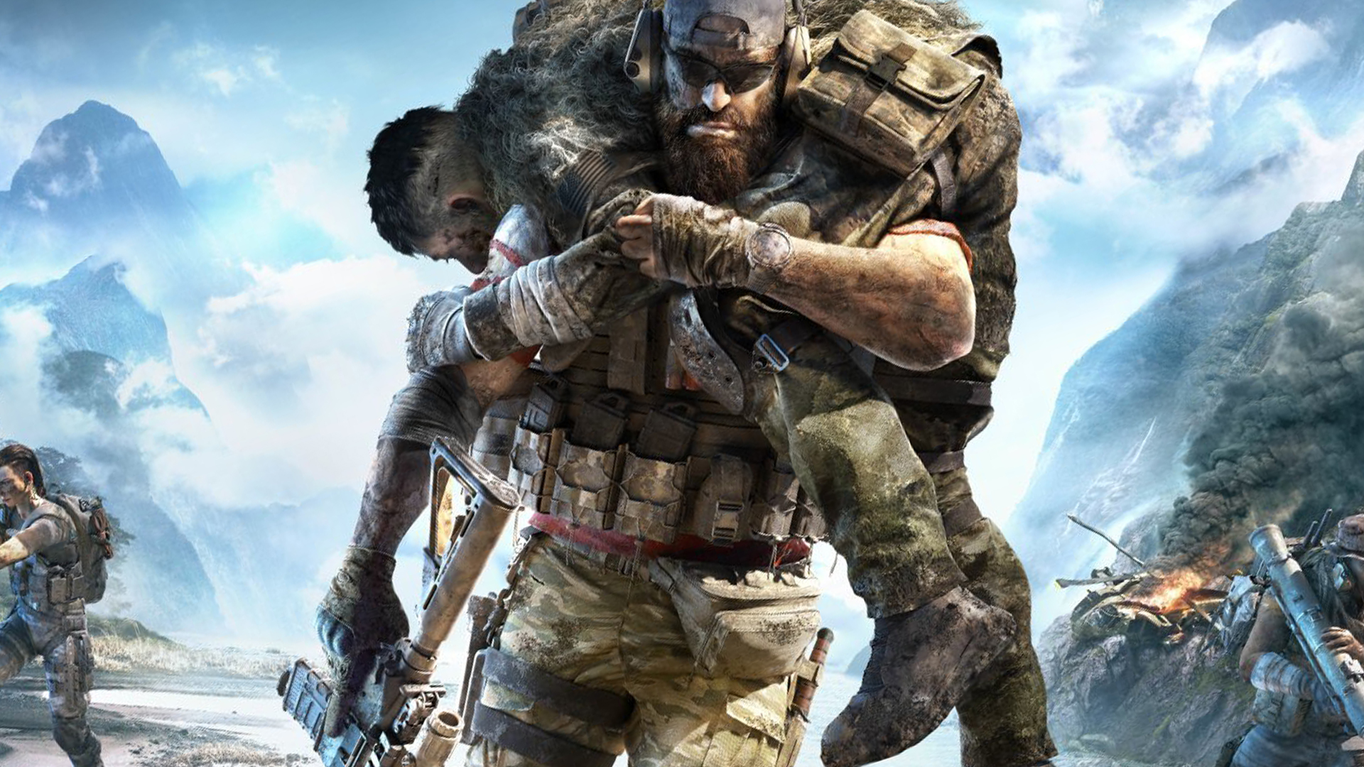 Ghost Recon Breakpoint Ps4 Pro Vs Xbox One X Graphics