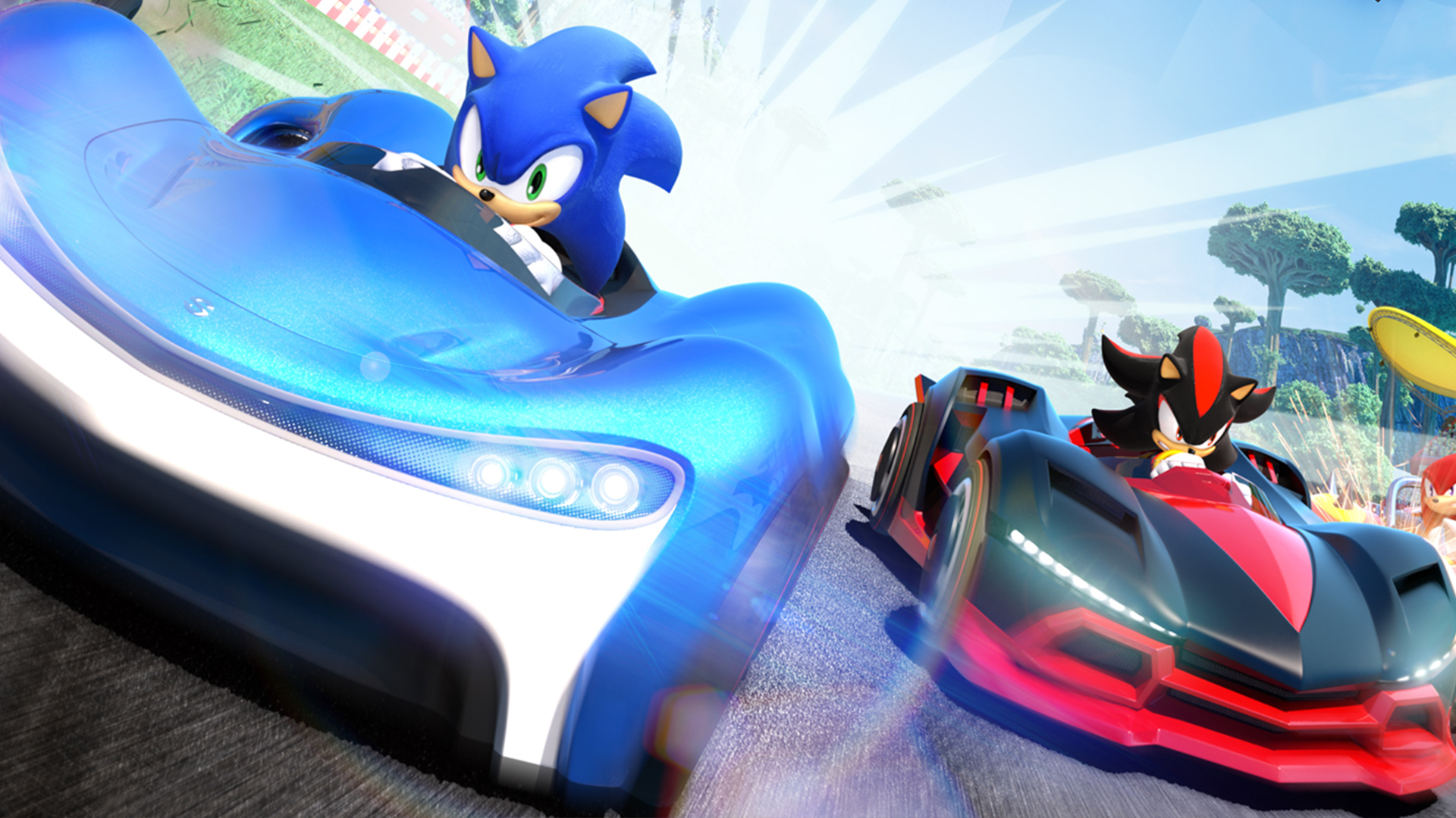 Team Sonic Racing: PS4/PS4 Pro Tested – A 60fps Sega Arcade