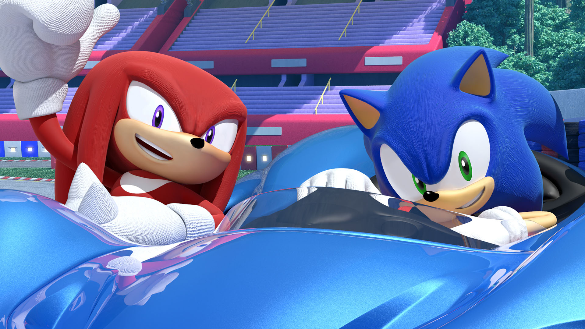 Team Sonic Racing: Switch + Xbox One Versions Tested!