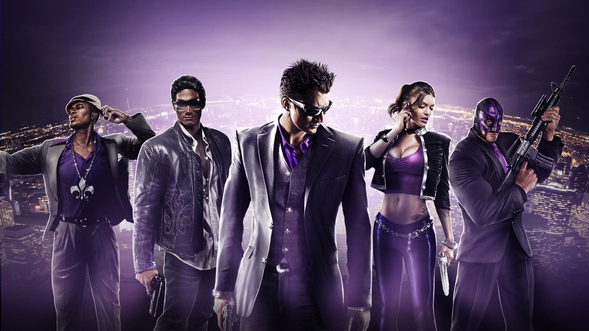 Saints Row the Third on Switch: A Portable Success or