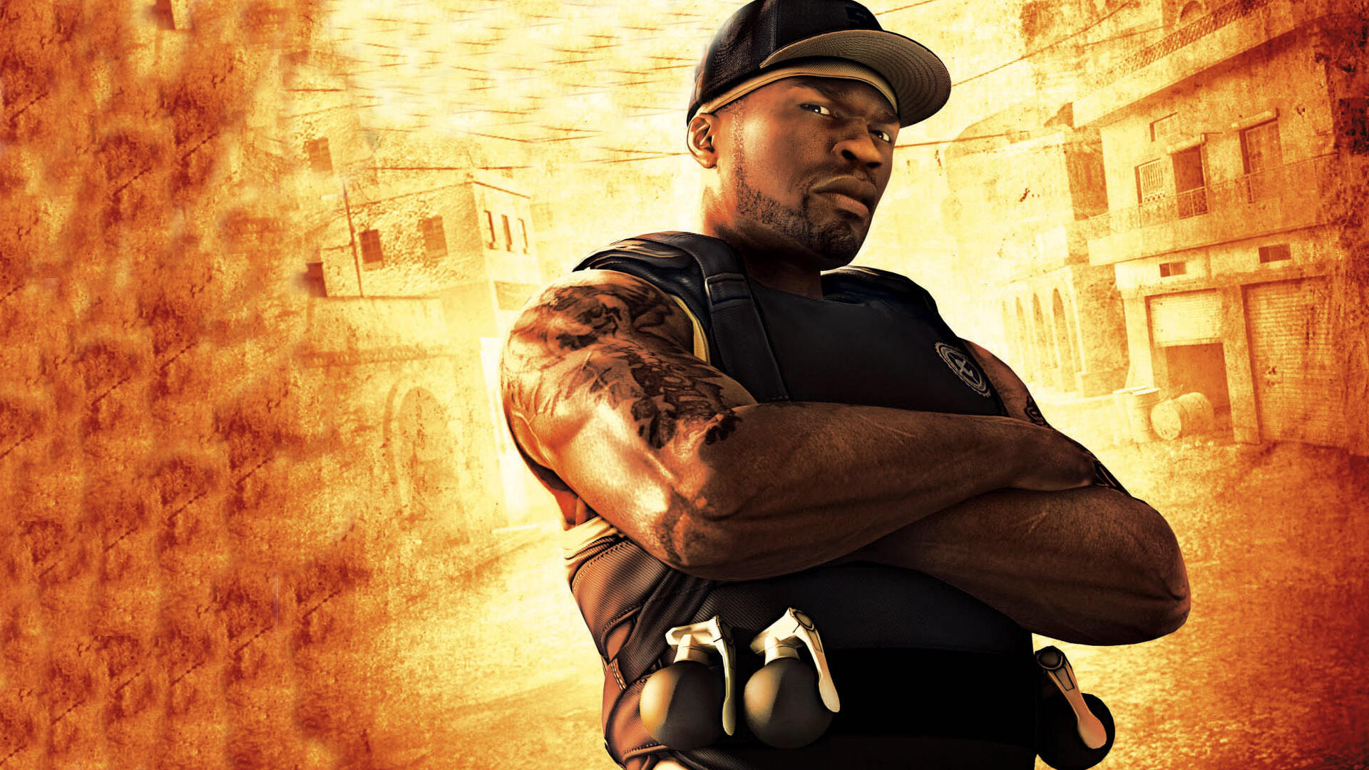 On 50 Cent: Blood on the Sand, The Surprisingly Excellent Third-Person Shooter That History Forgot