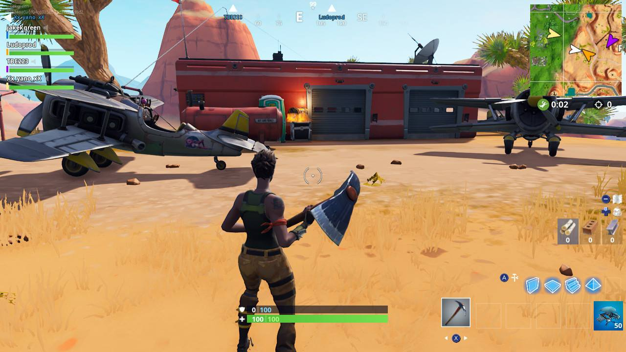 Fortnite Expedition Outpost Locations - Visit All Expedition