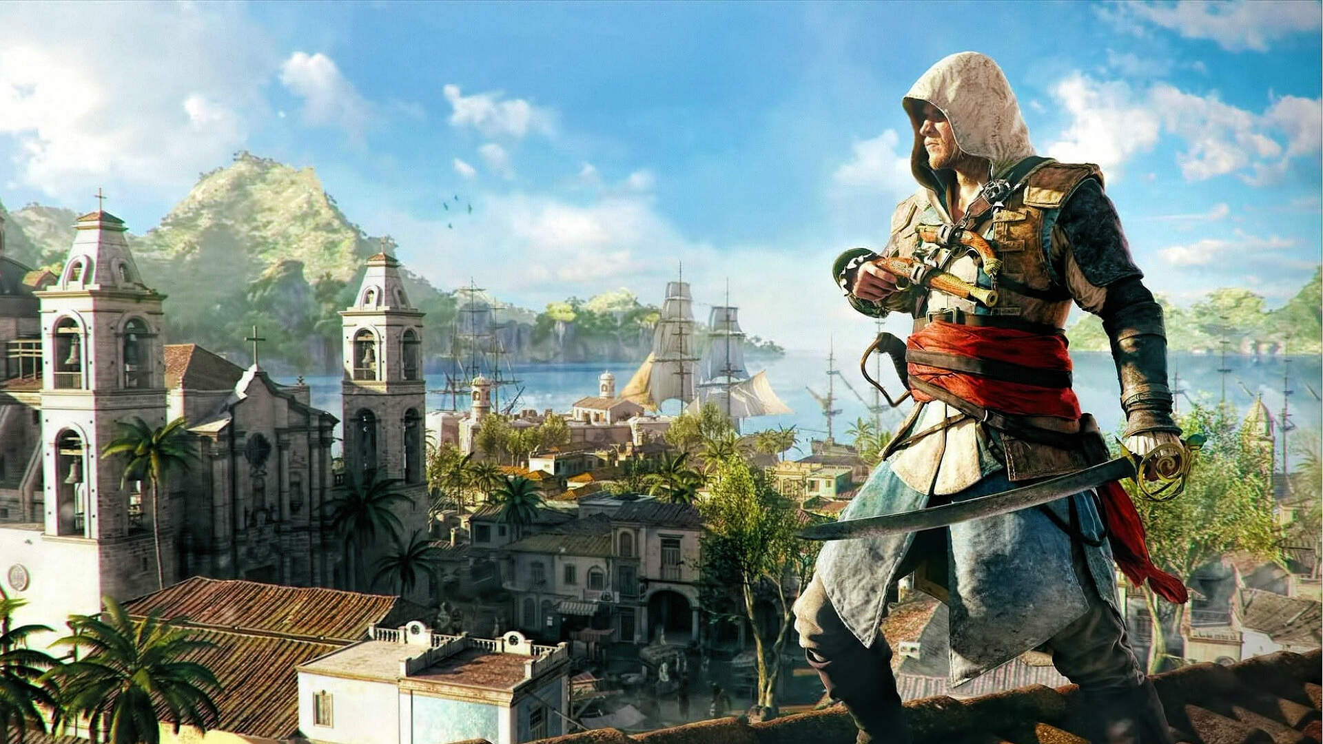 Assassin's Creed: The Rebel Collection Shows the Series Can Shine on Switch