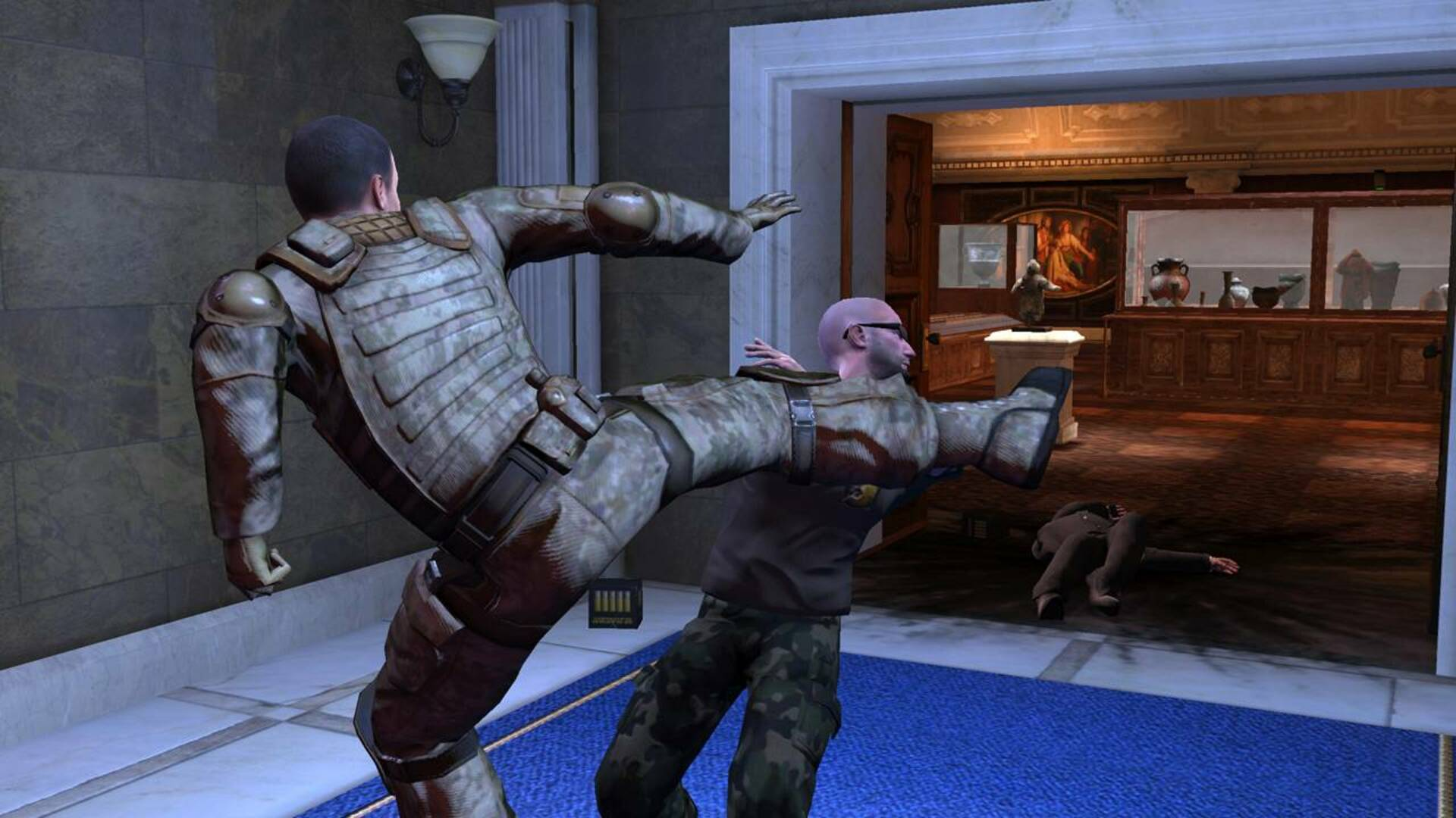 Alpha Protocol Delisted From Steam, Other Stores [Update: Due To Music Rights Expiring]