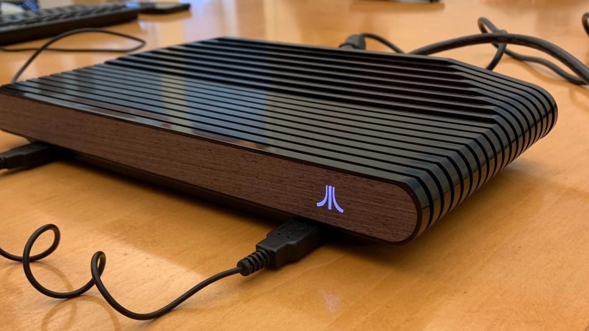 Interview: We Ask Atari's CEO About Lingering Questions Surrounding Its Retro Linux Box