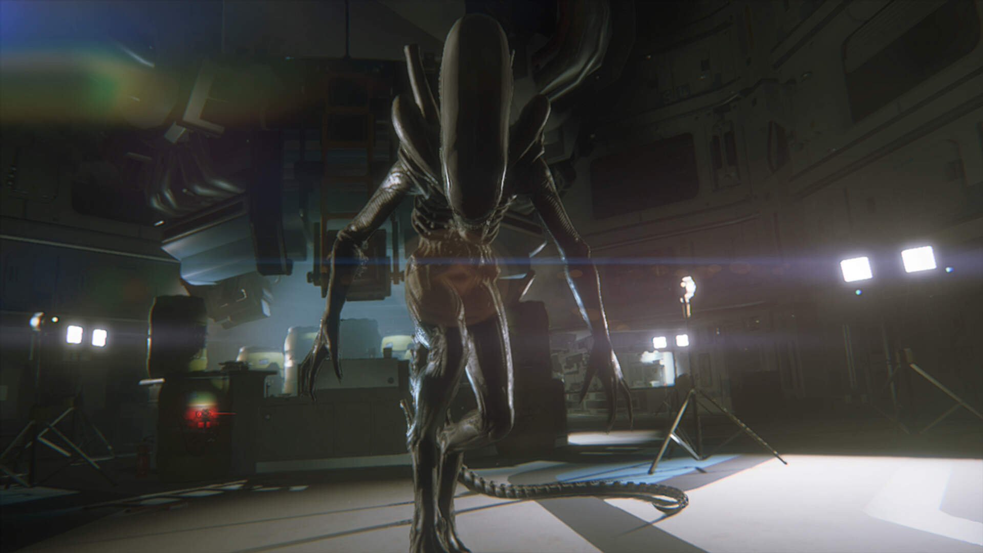 Alien: Isolation's Switch Port Will Scare the Bejeezus Out of You in December