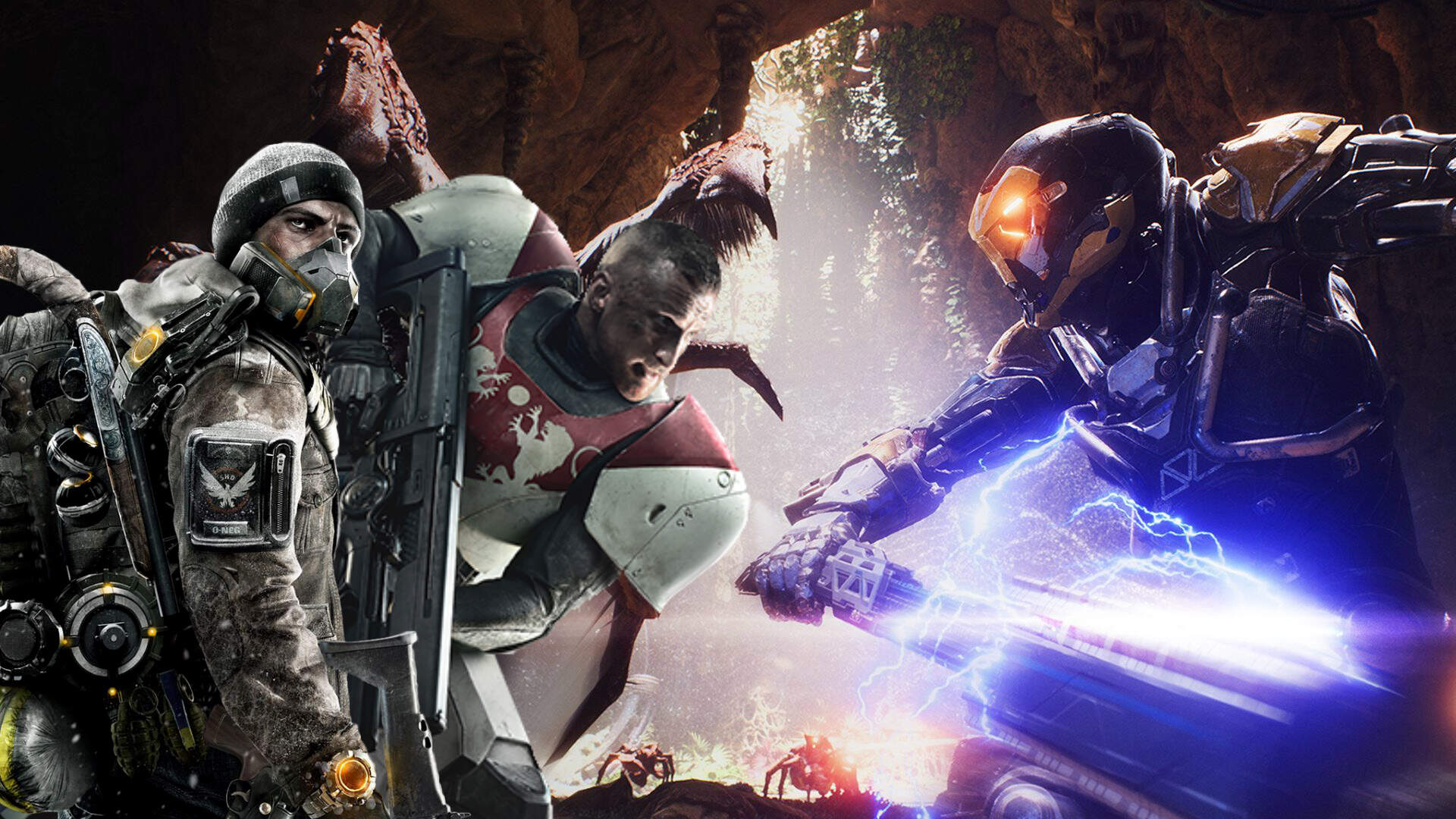 Anthem Doesn't Have an Excuse for Repeating the Mistakes Destiny Made Five Years Ago