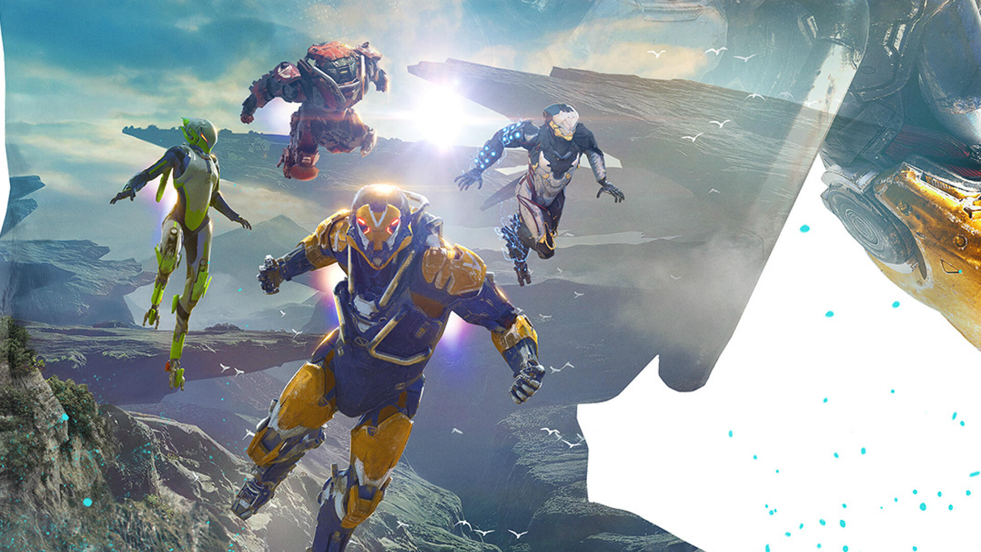 Anthem is February 2019's Best-Selling Game and BioWare's Second Best Launch Ever