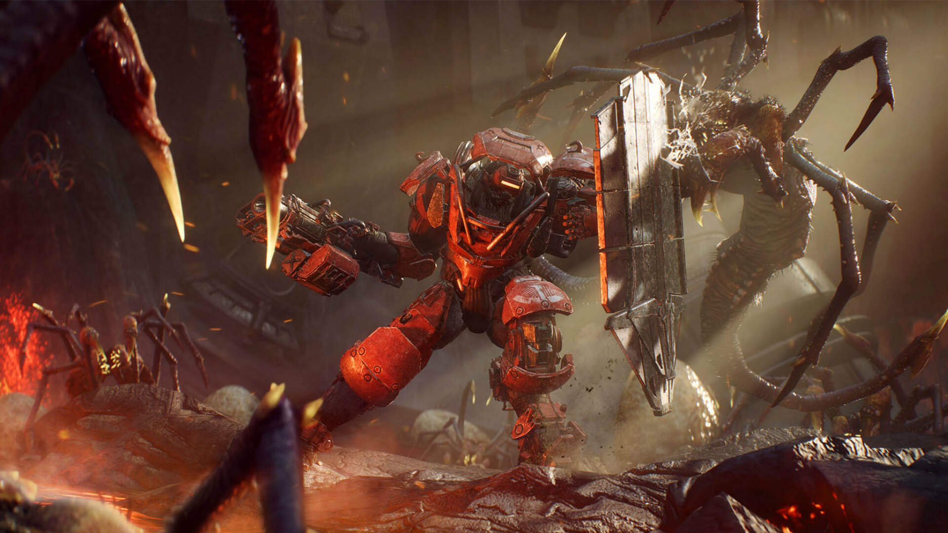 Anthem's Worldwide Launch Beset by Low Twitch Viewership, Price Cuts