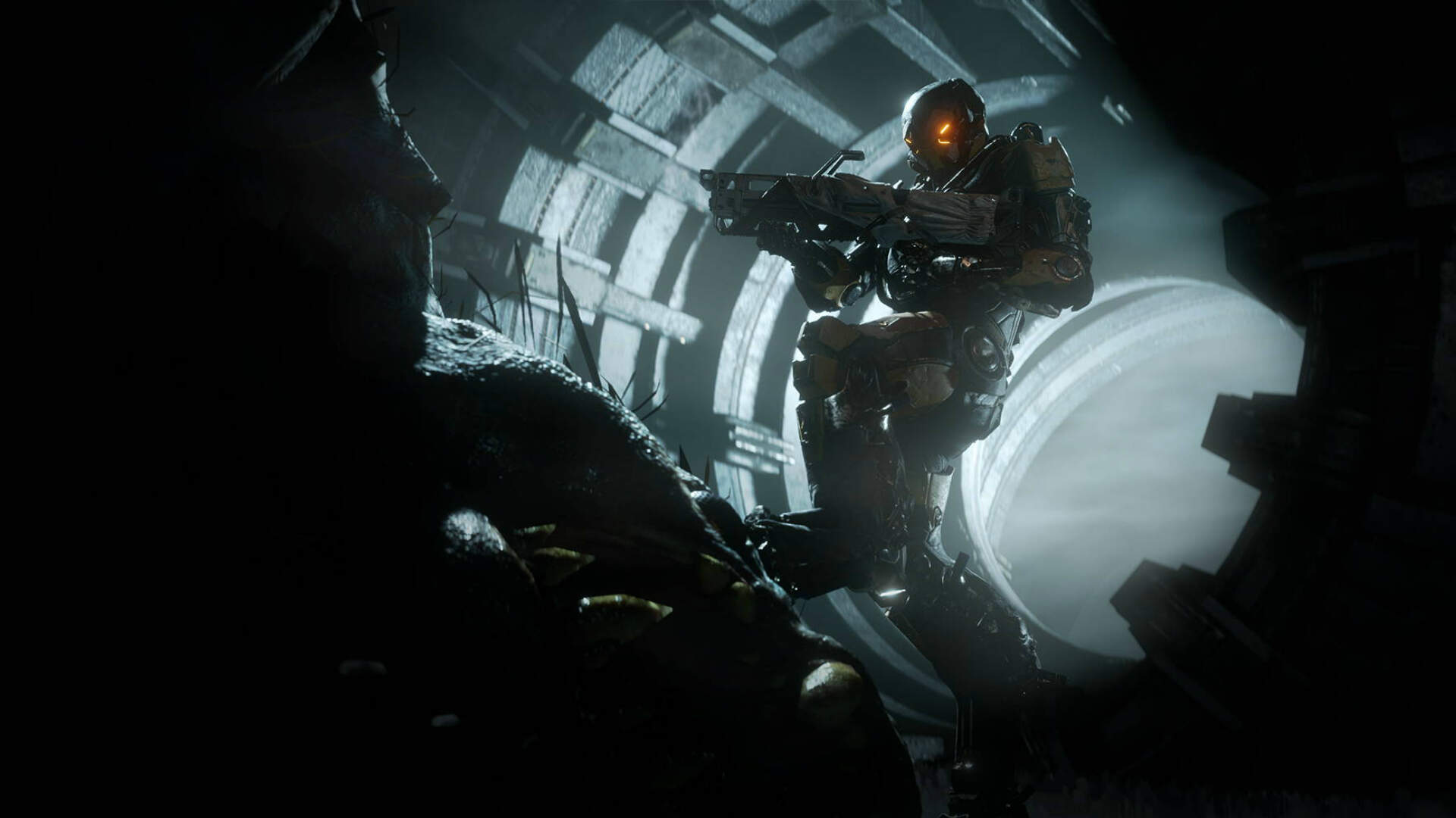 Anthem's 90-Day Roadmap Promises New Events, More Loot, and the Cataclysm