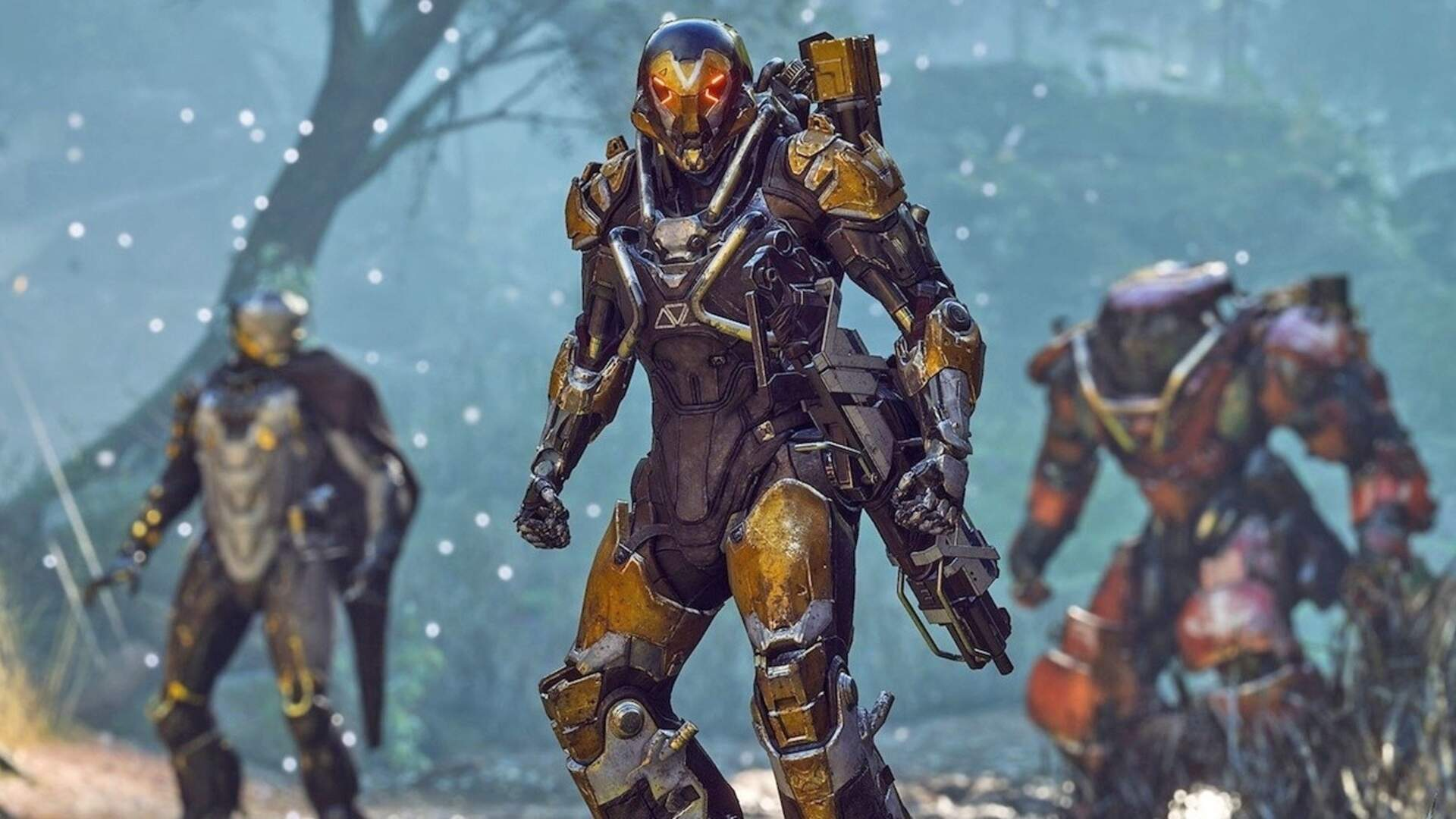 Anthem Voice Actors - Here's the Voice Cast For Anthem