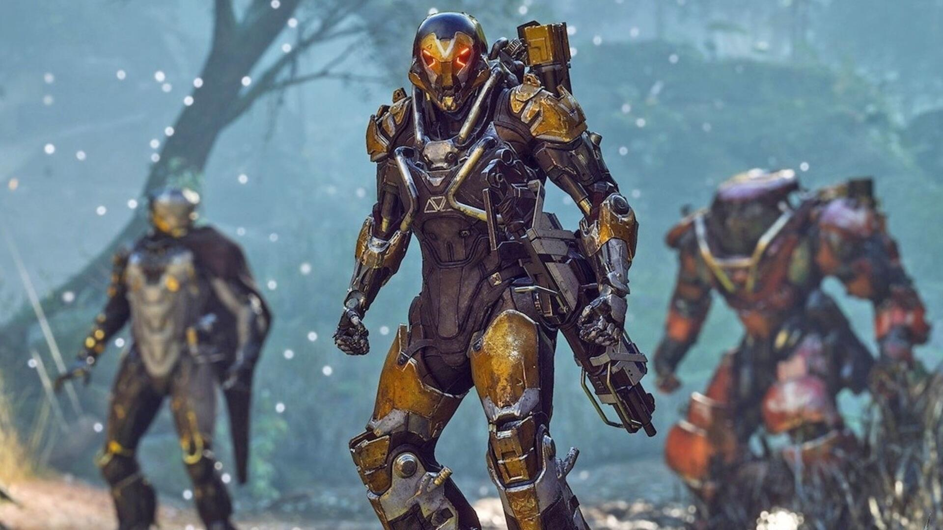 Anthem Slides Into the EA Access Vault Less Than a Year Post-Launch