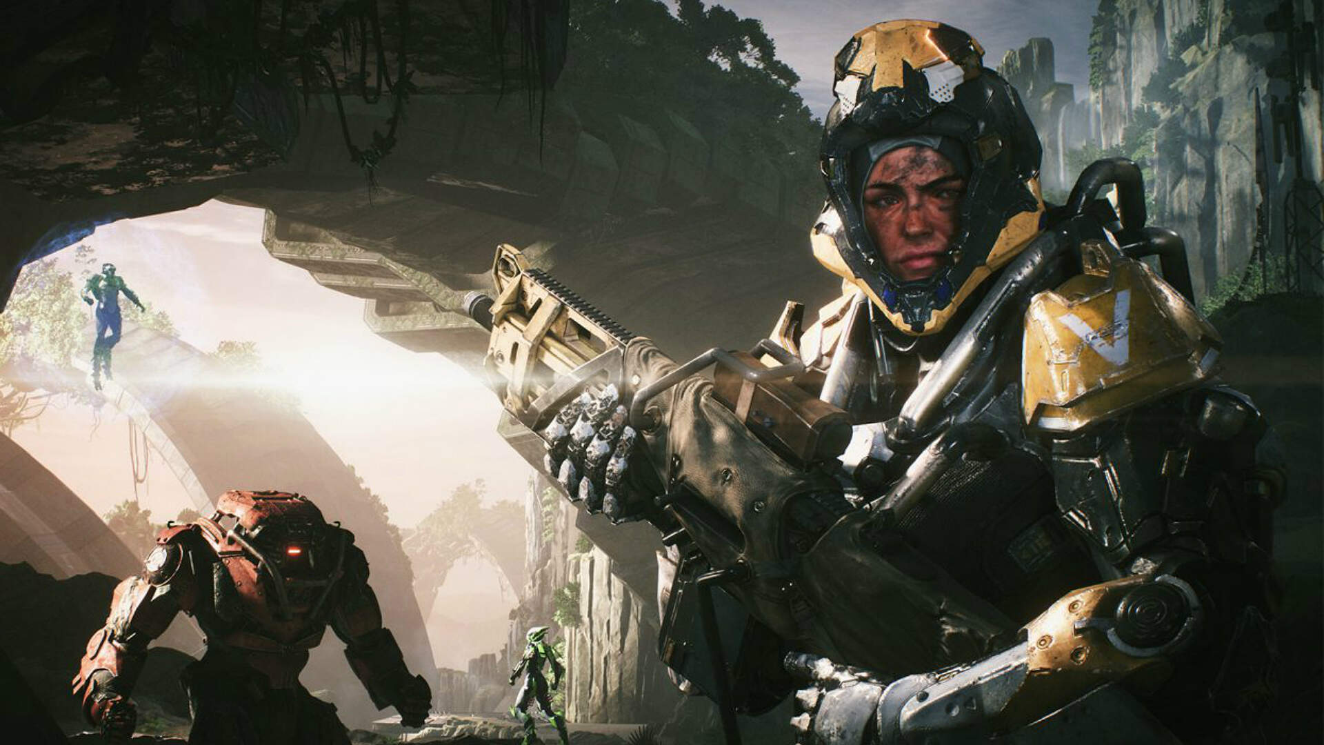 Another Anthem Lead Leaves BioWare