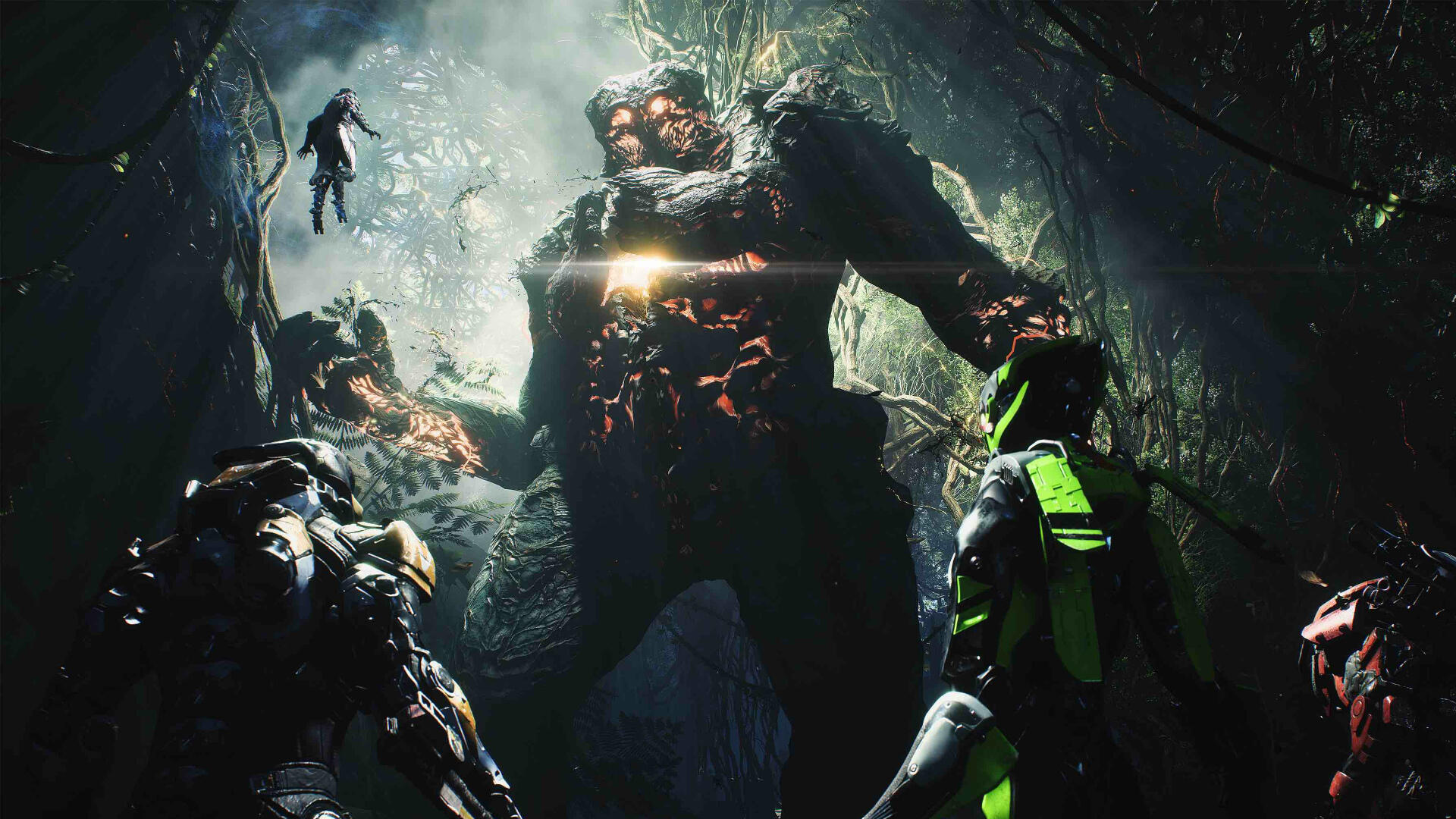 Anthem's Cataclysm Update Just Stealth Launched
