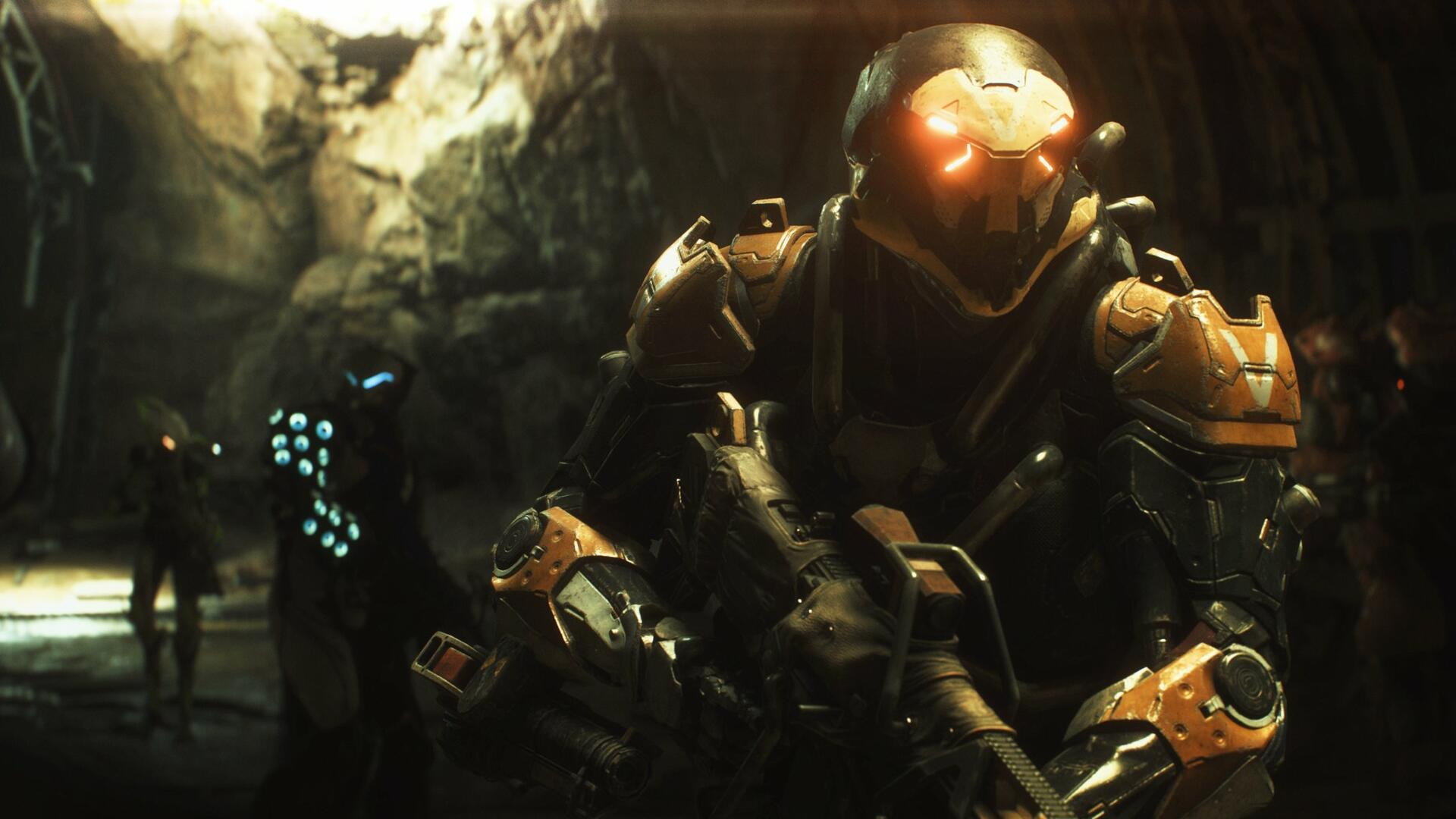 How Anthem's Terrible Loading Times Let You Appreciate BioWare
