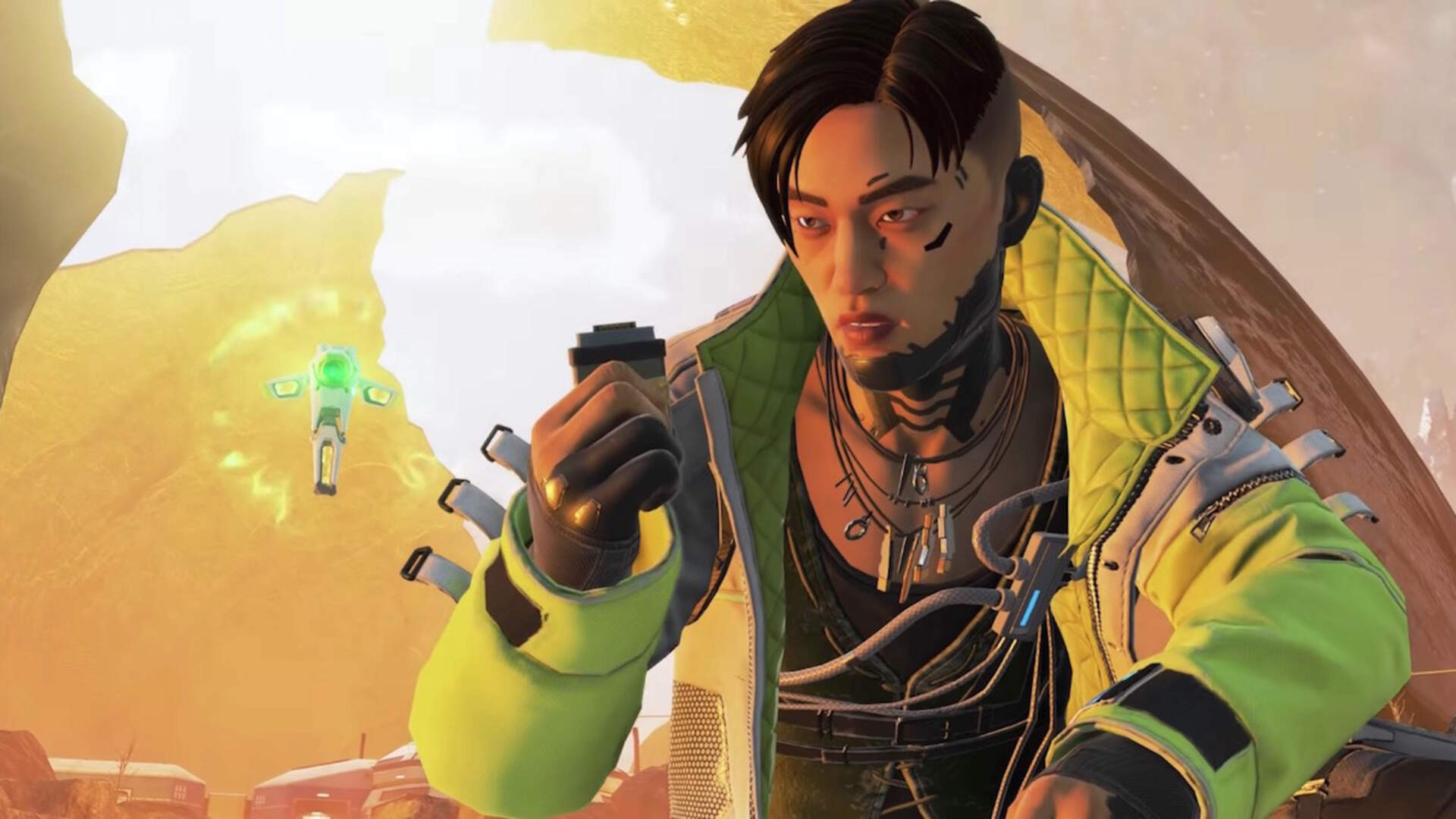 Crypto's Drone has Another Exploit in Apex Legends
