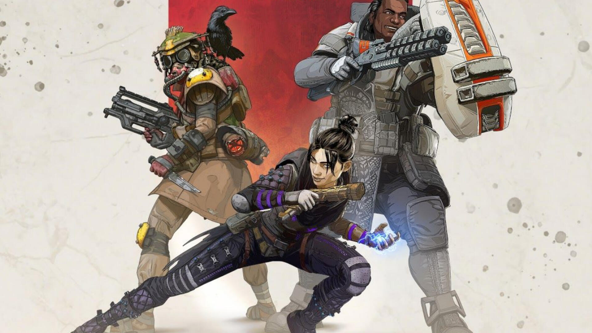 Apex Legends, EA's Free-To-Play Titanfall Battle Royale Game
