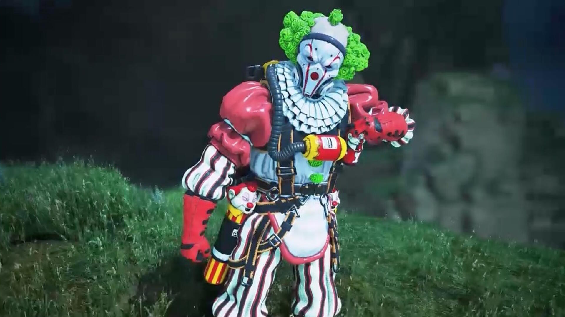 Apex Legends Halloween Event Release Date - All the New Halloween Skins