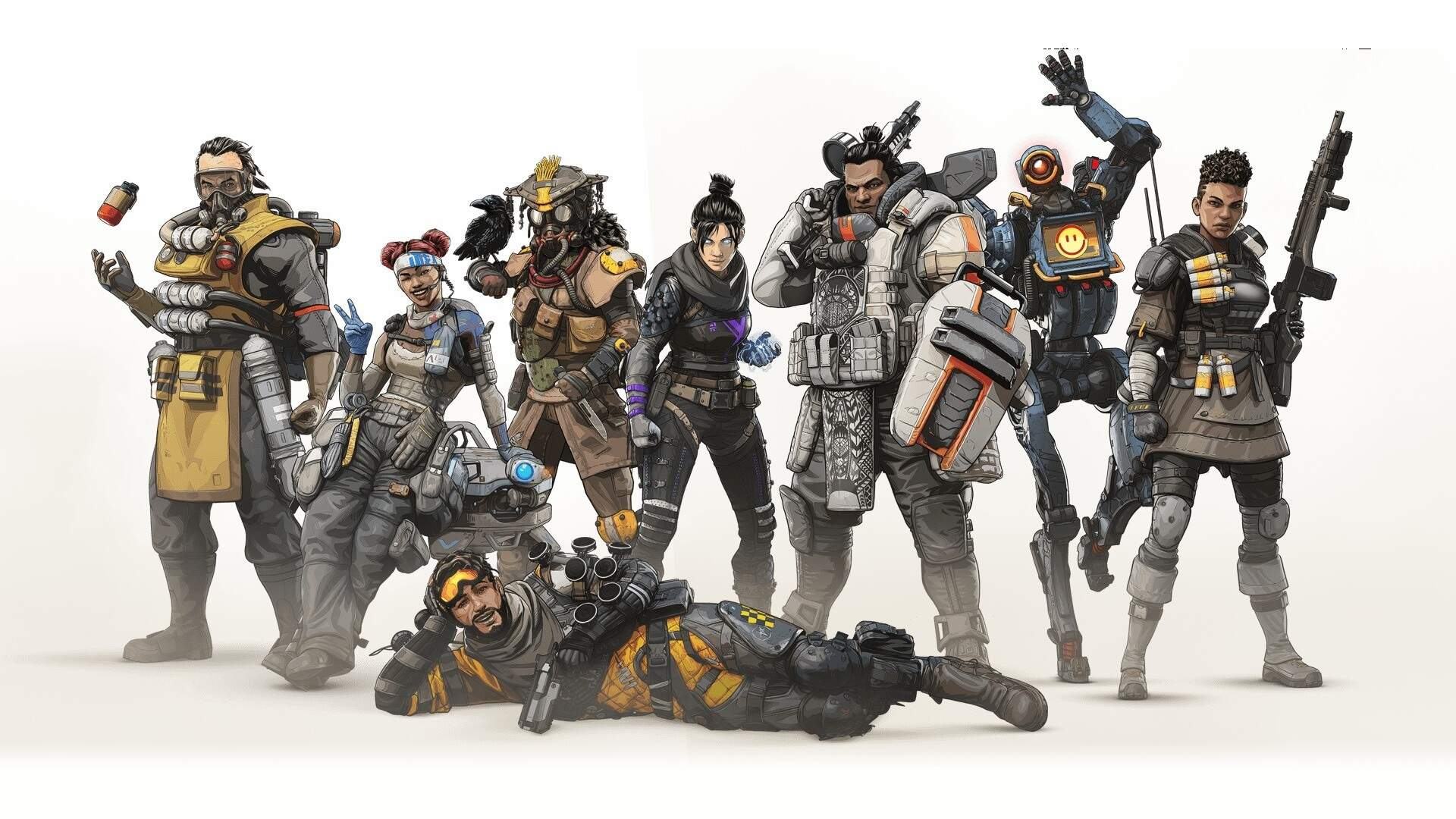 Another High-Level Apex Legends Developer is Departing Respawn Entertainment