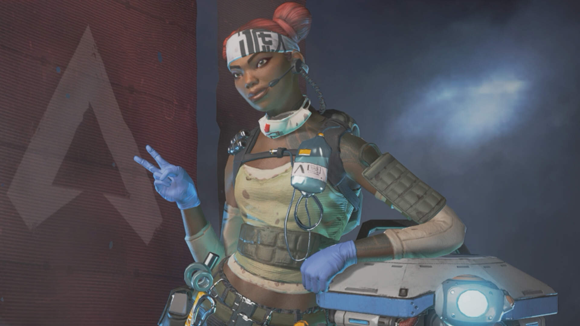 Apex Legends Lifeline - Lore, Tips, Abilities, Legendary Skins, How to Win With Lifeline