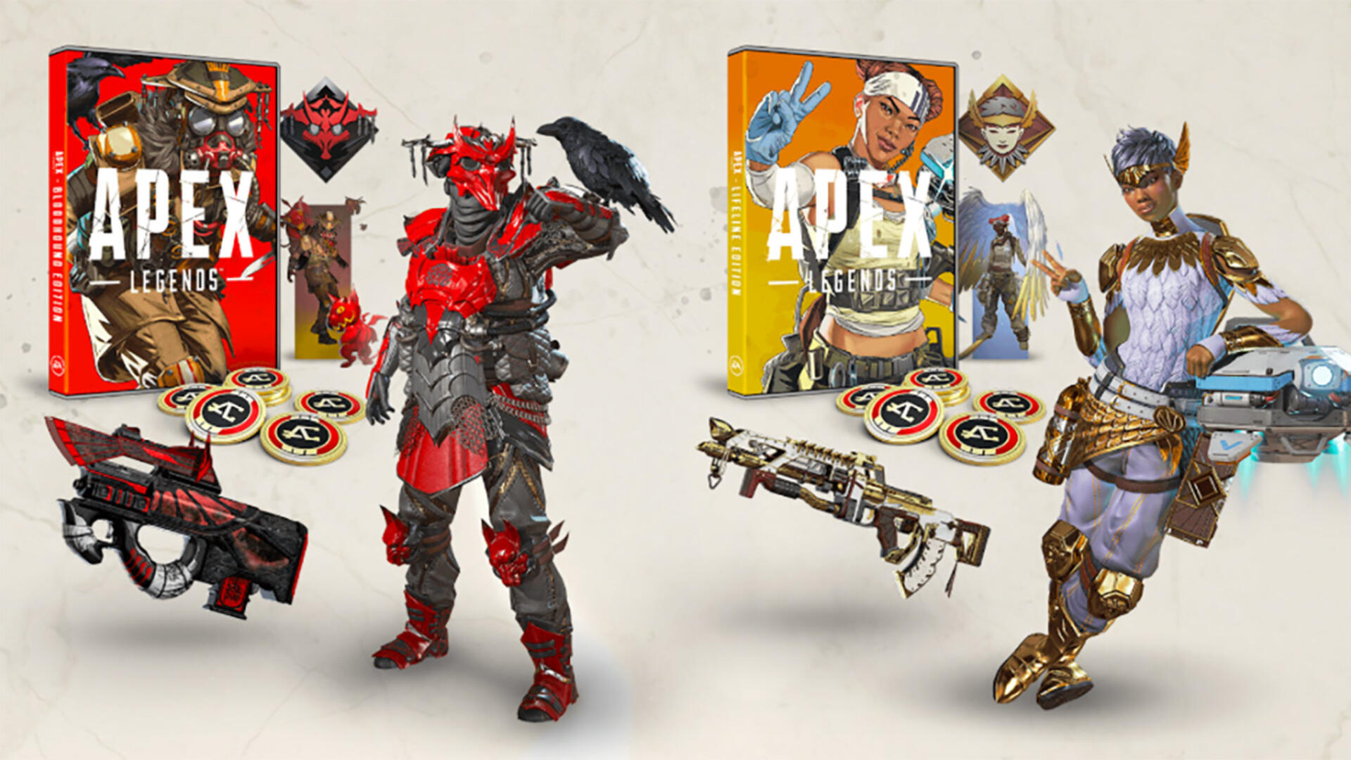 Apex Legends Gets Retail Editions With Exclusive Skins and Enough Coins For a Battle Pass