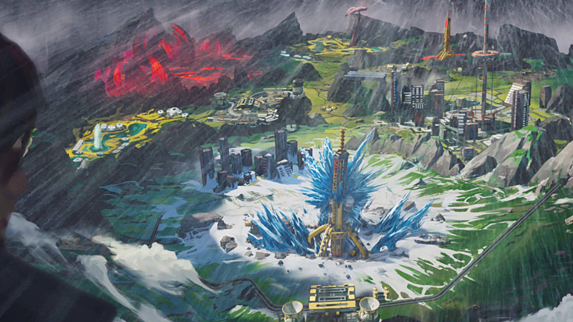 Apex Legends' New Map Is Beautiful, But It Has a Big Pacing Problem