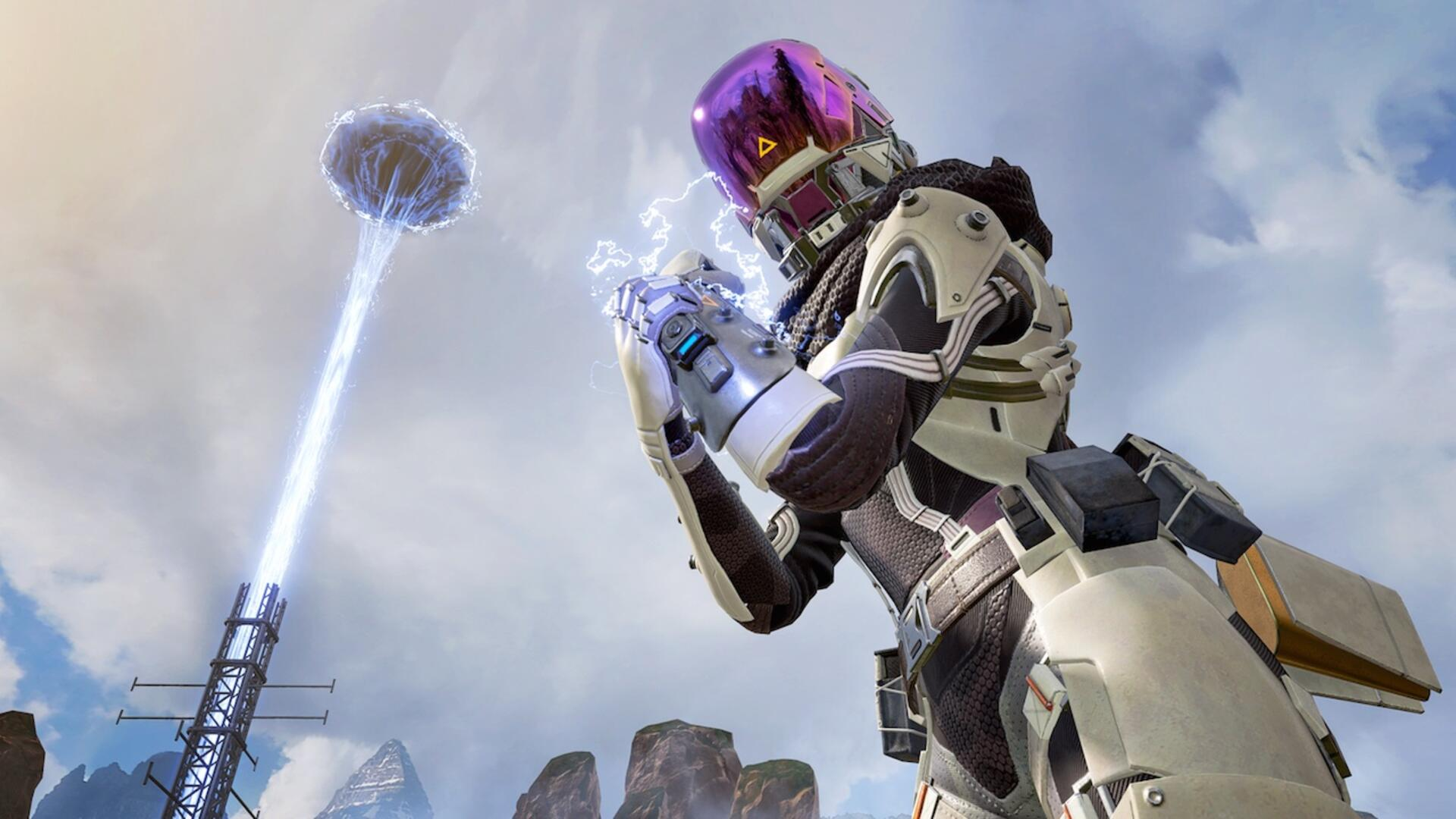 Apex Legends' Wraith-Themed Voidwalker Event Will Bring New Lore and Loot