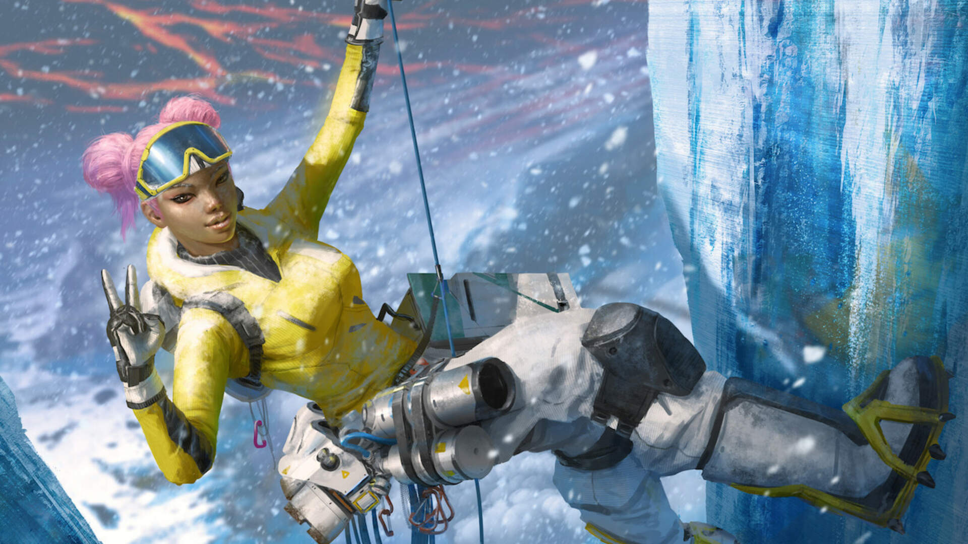 Apex Legends Might Be Hinting at an Offworld Trek for Season 3