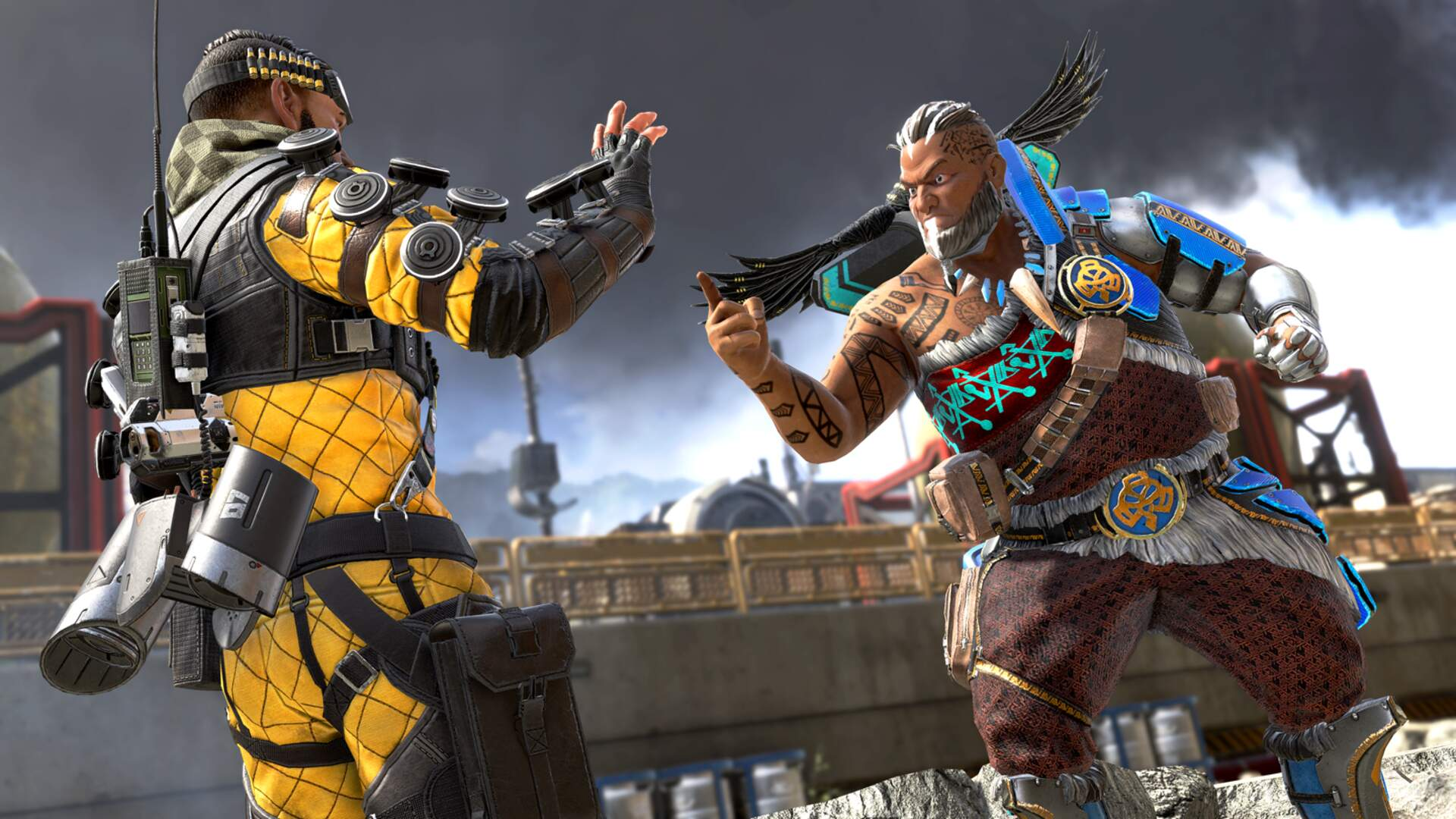 Apex Legends' Solo Mode Encourages a Very Different Style of Play