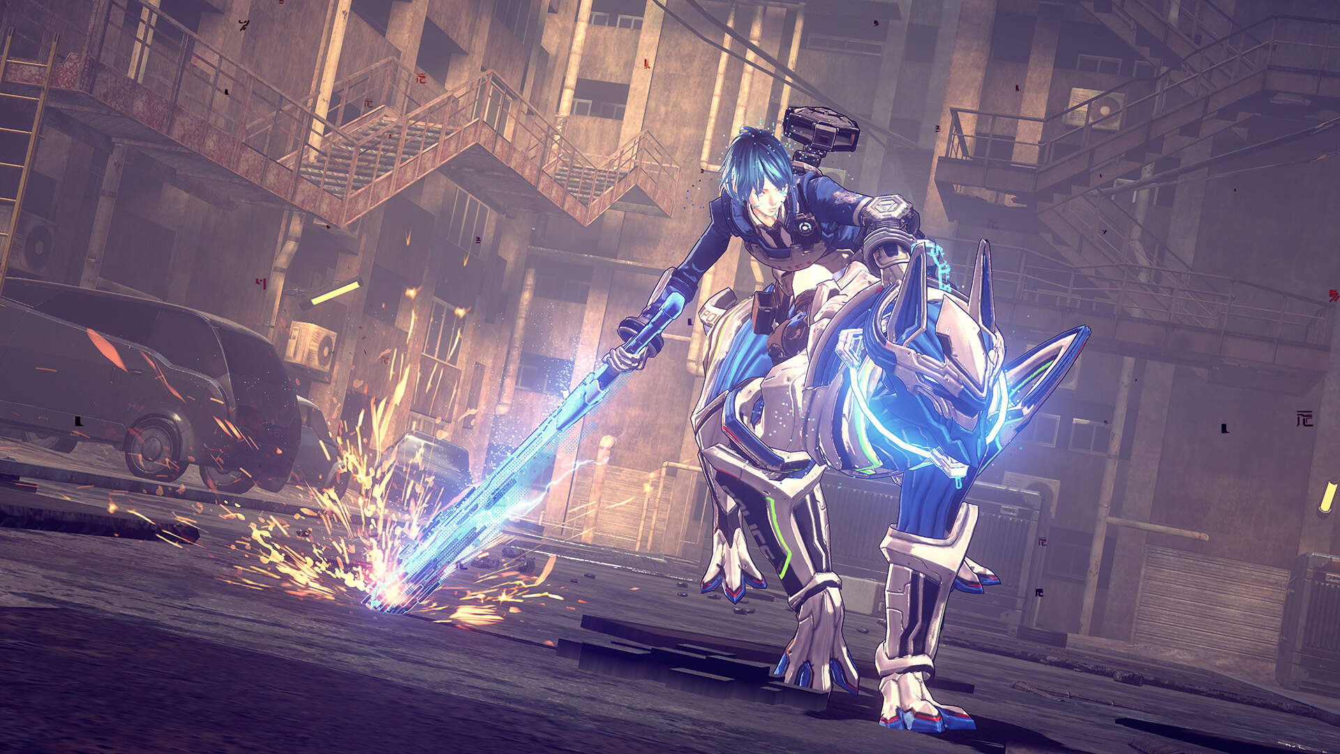 Why Astral Chain Might Be the Year's Biggest Surprise for the Nintendo Switch
