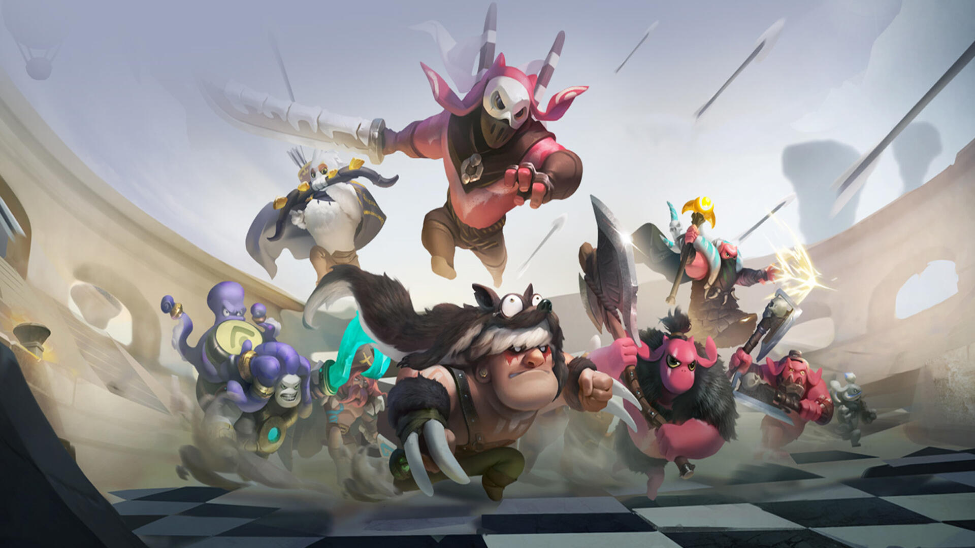 Auto Chess is the Latest Gaming Industry Gold Rush, Like