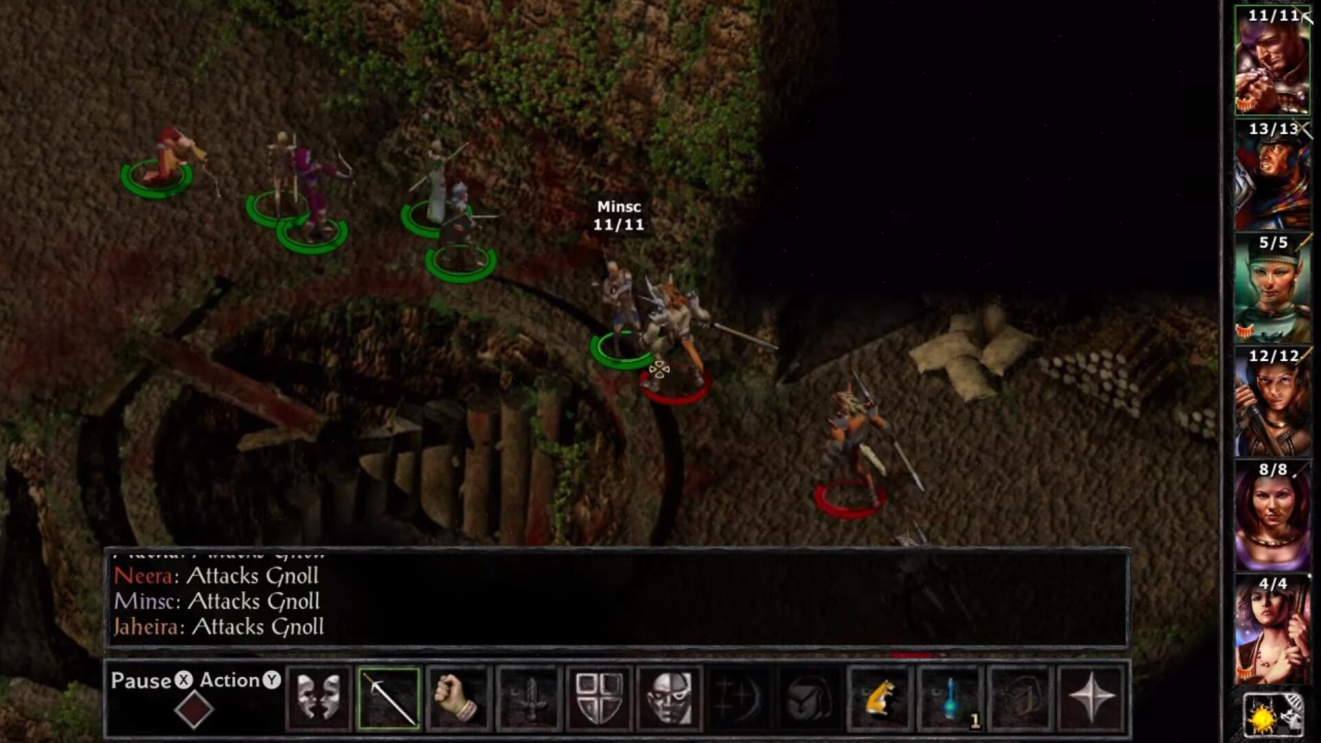 Enhanced Editions of Baldur's Gate, Planescape: Torment, and More Are Coming to Consoles This Year