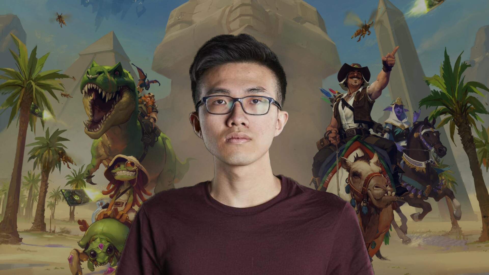 Suspended Hearthstone Pro Blitzchung Signs With Esports Team