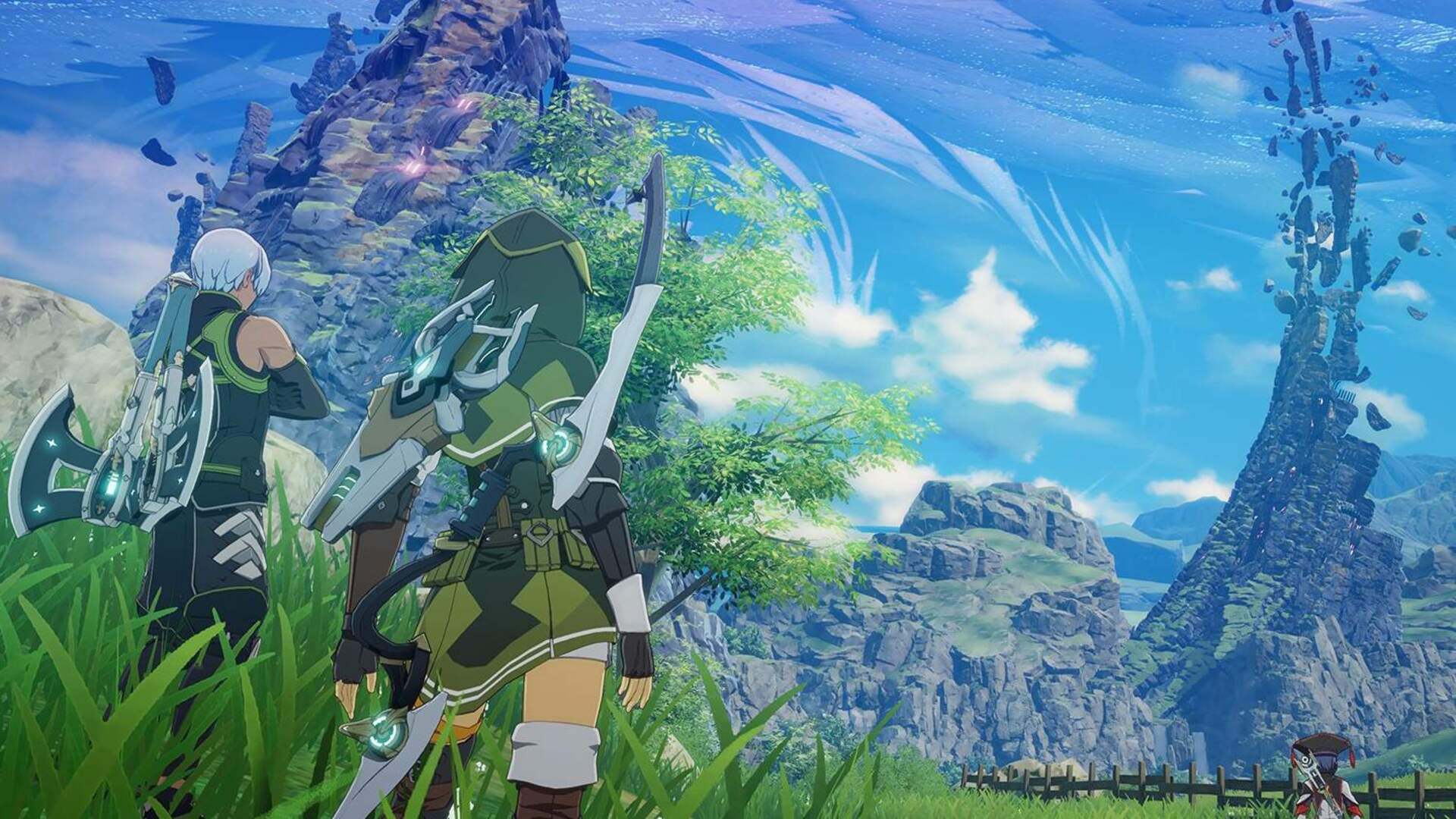 Bandai Namco's Blue Protocol is an Upcoming Online Action-RPG Built With Unreal Engine 4