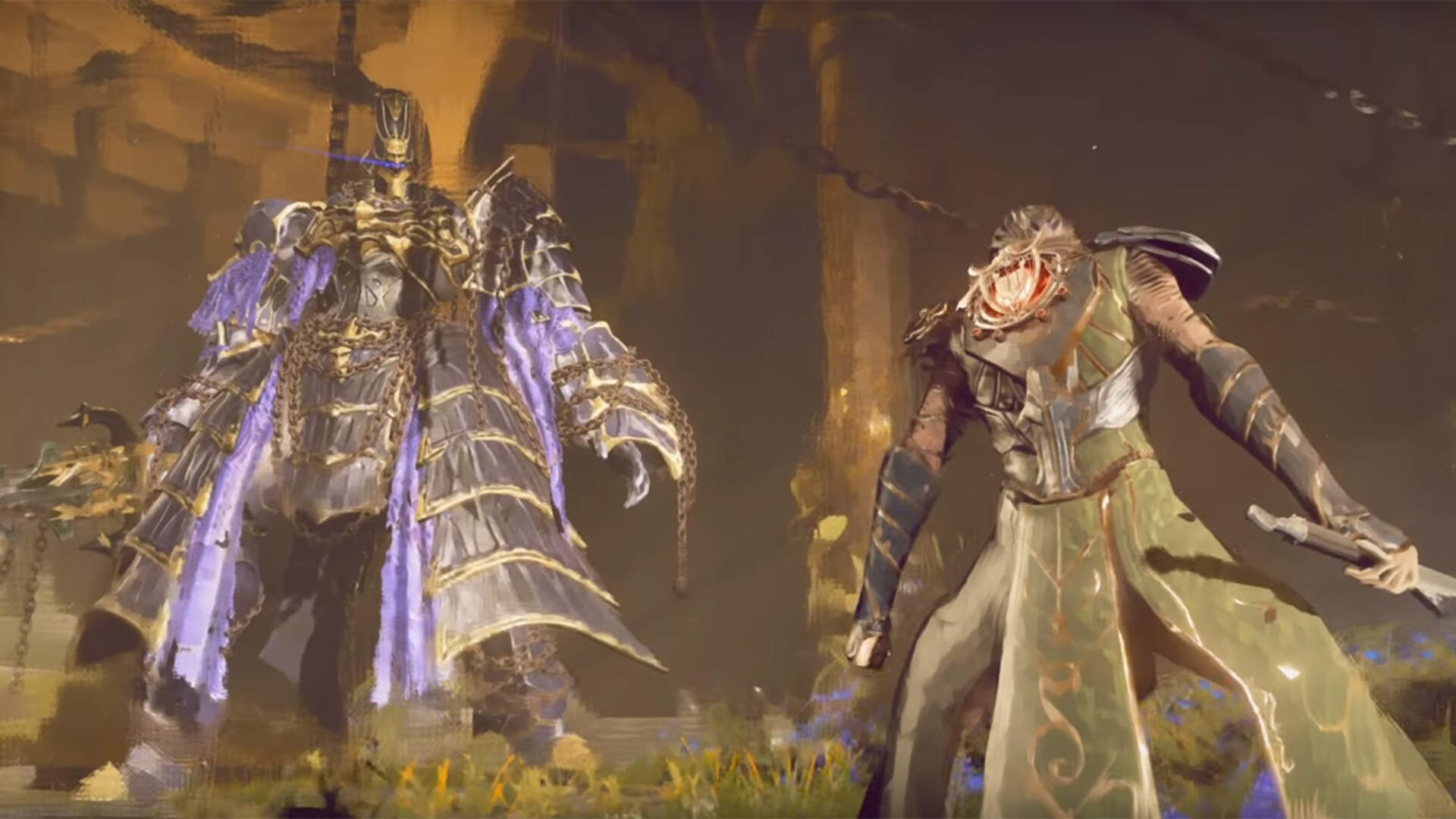 Babylon's Fall Reveal Delayed Out of Summer