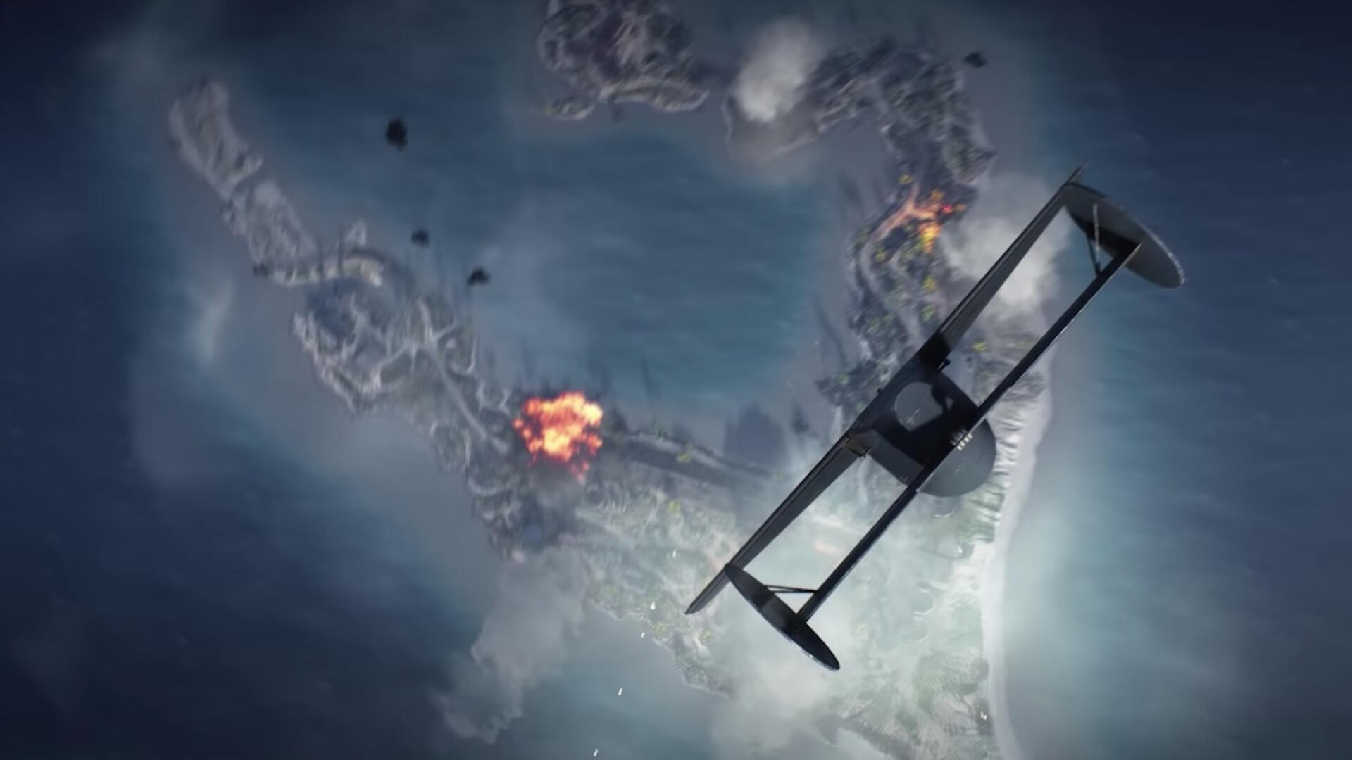 Battlefield 5's War in the Pacific Update Is Bringing Back the Series' Best Map
