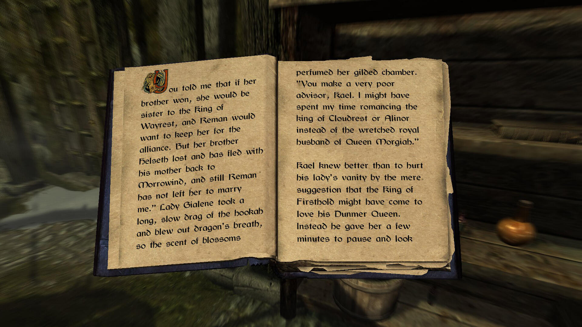 What Makes Good Video Game Lore? The Scribes of Elder Scrolls, Divinity: Original Sin, and More Weigh In