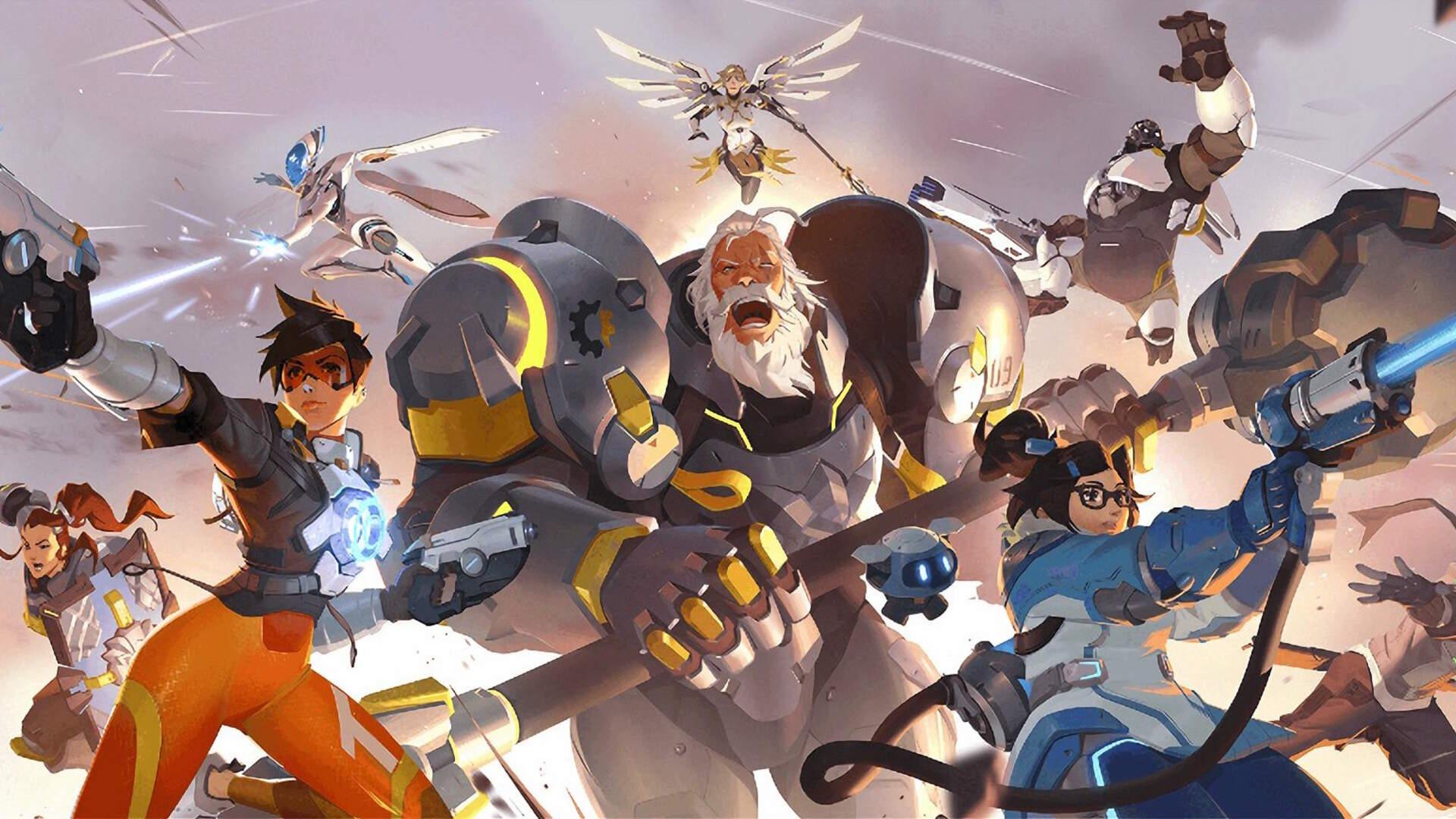New Overwatch 2 Art Leaks on Blizzard's Website