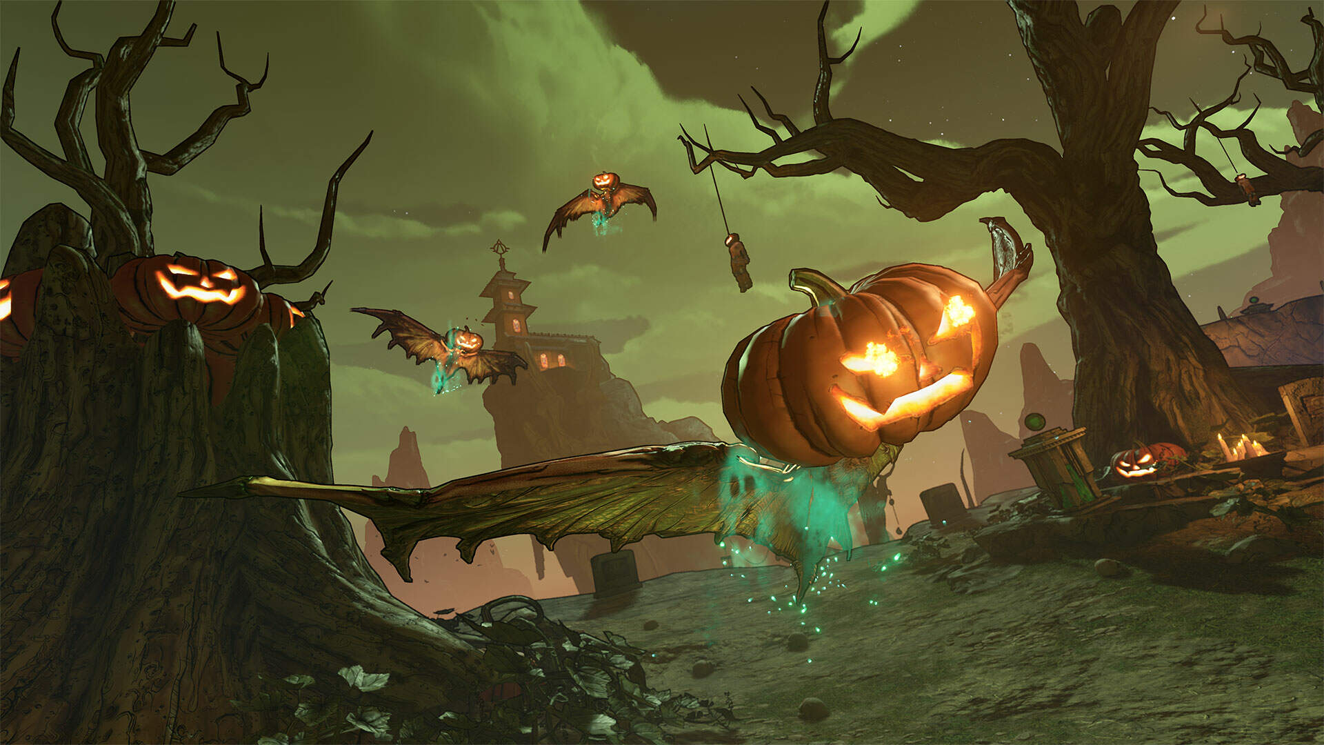 Borderlands 3's First Limited-Time Event Will Be a Free Halloween Ghoul Hunt