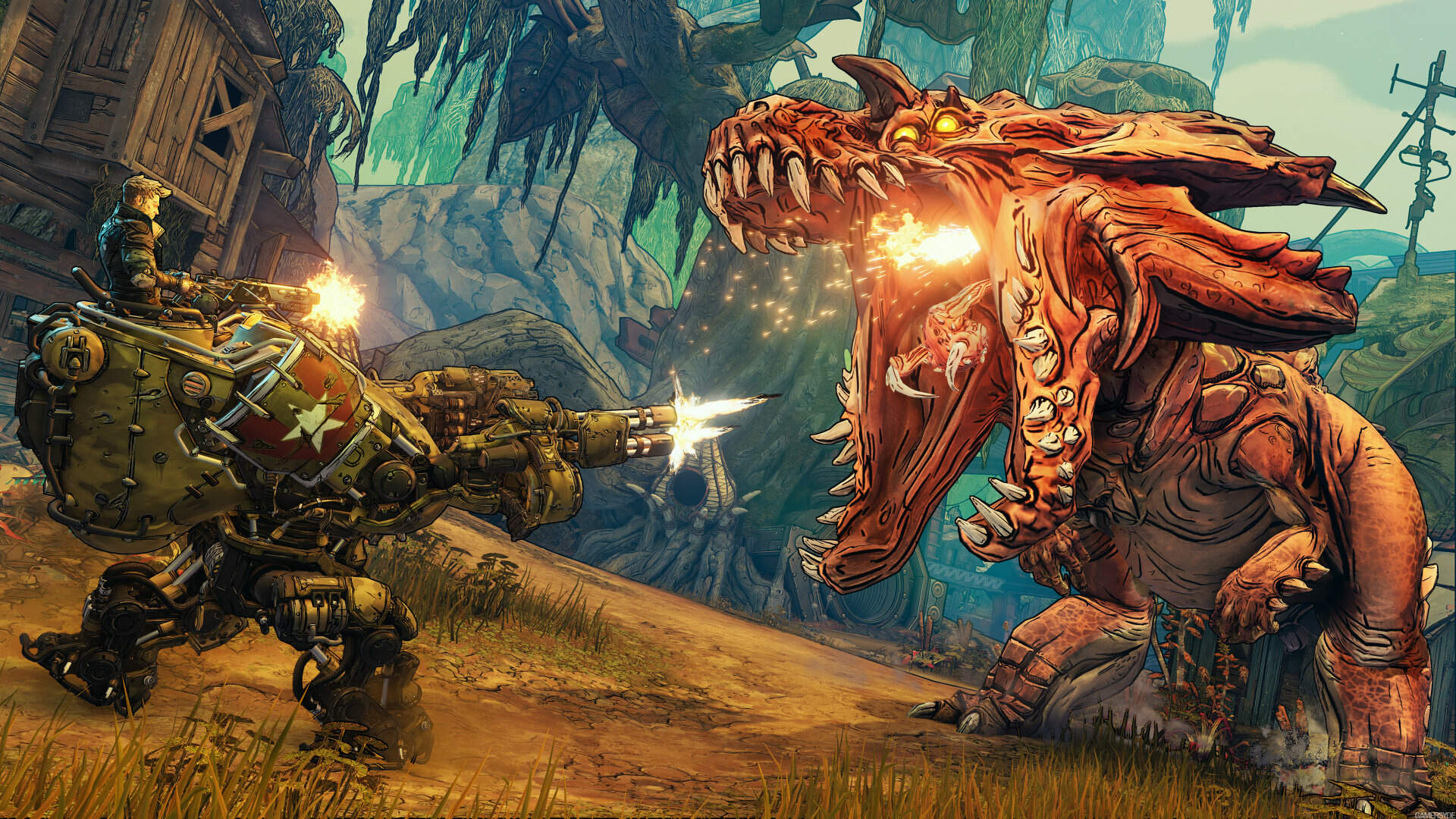 Borderlands 3's Endgame Fights for Position Against Destiny 2 and The Division 2