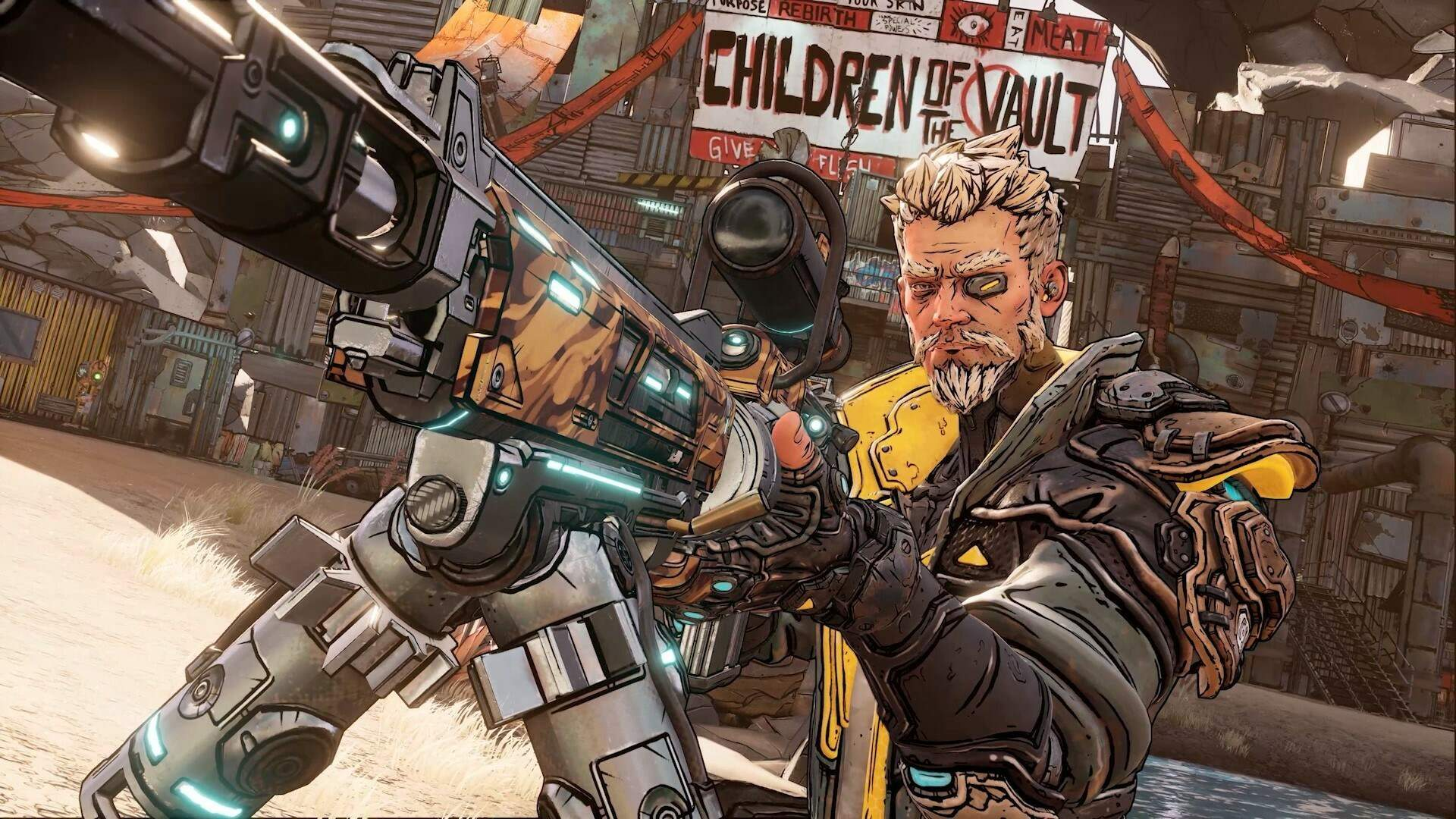 Borderlands 3: How to Save