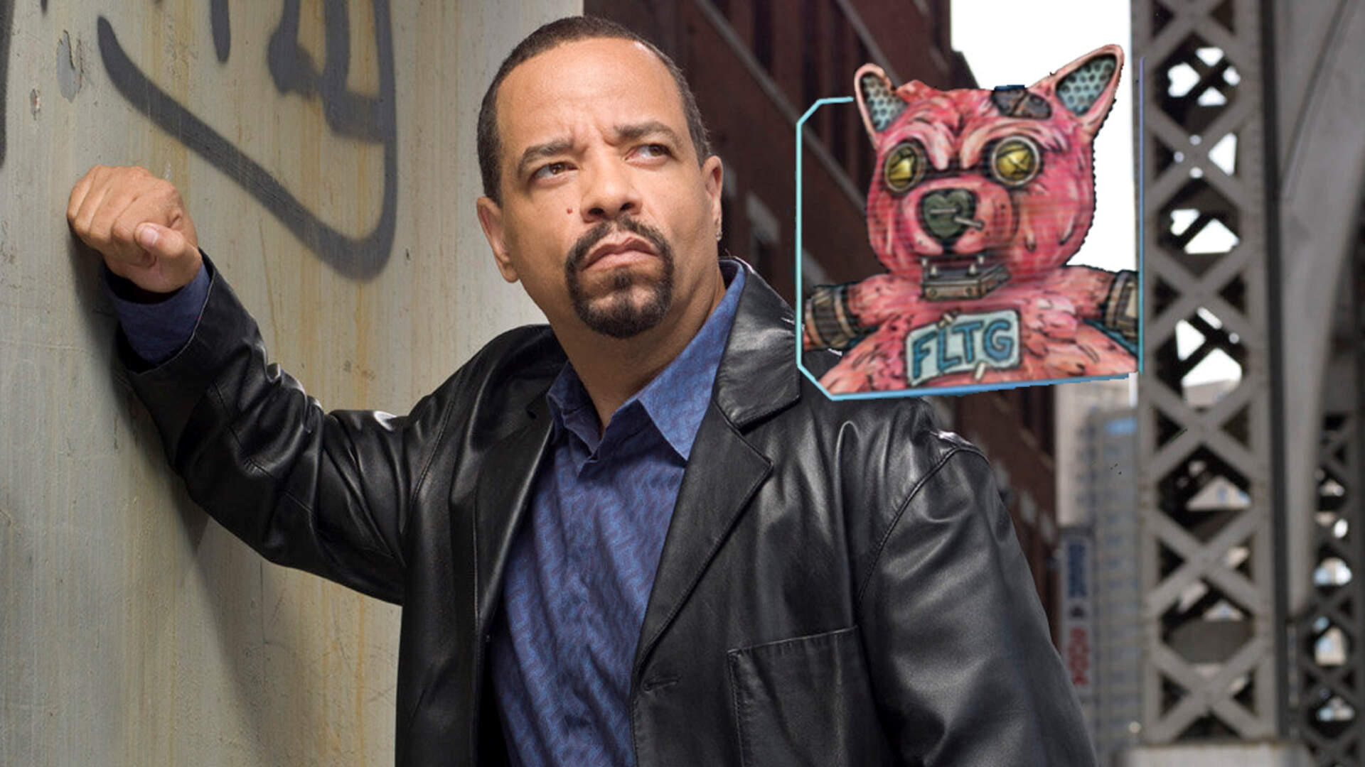 Ice-T Revealed as Ornery Stuffed Bear in Borderlands 3