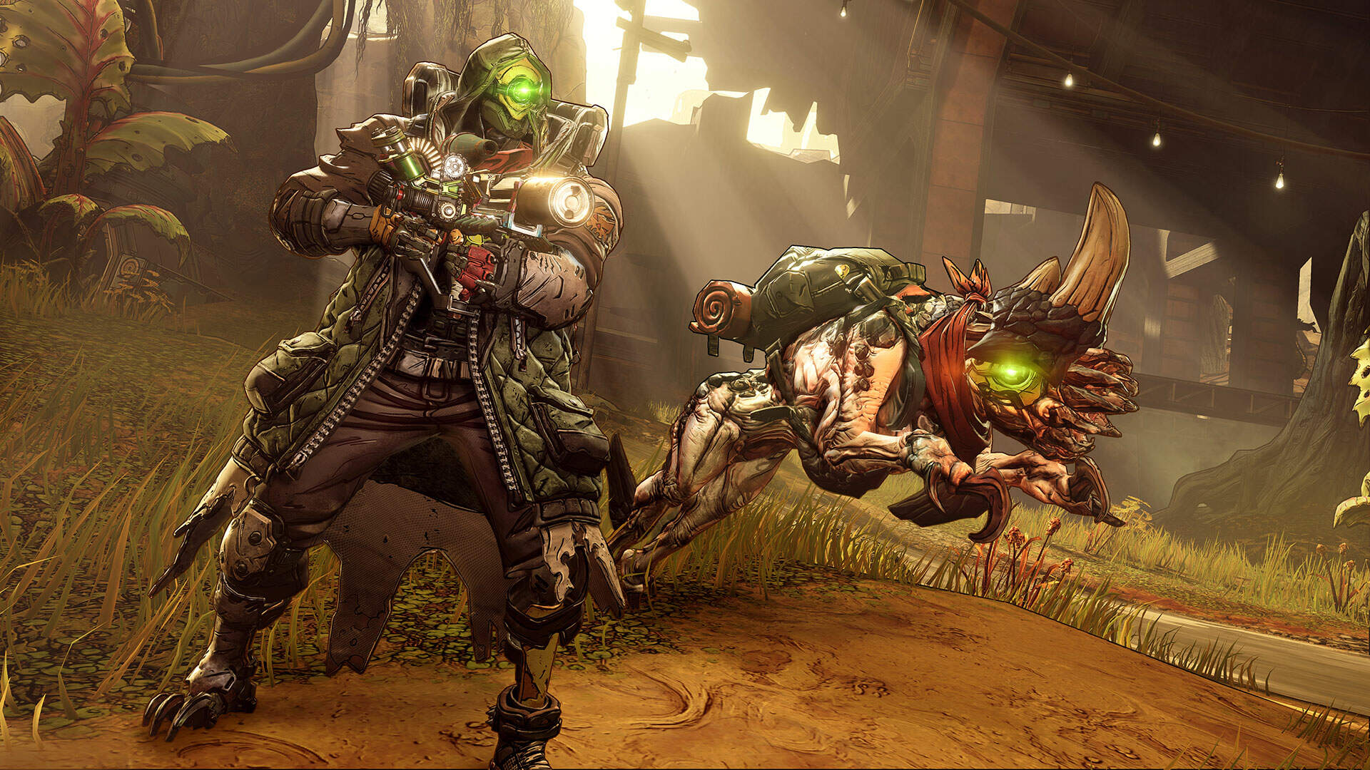 """No Current Plans"" for Borderlands 3 DLC Characters, Gearbox Confirms"