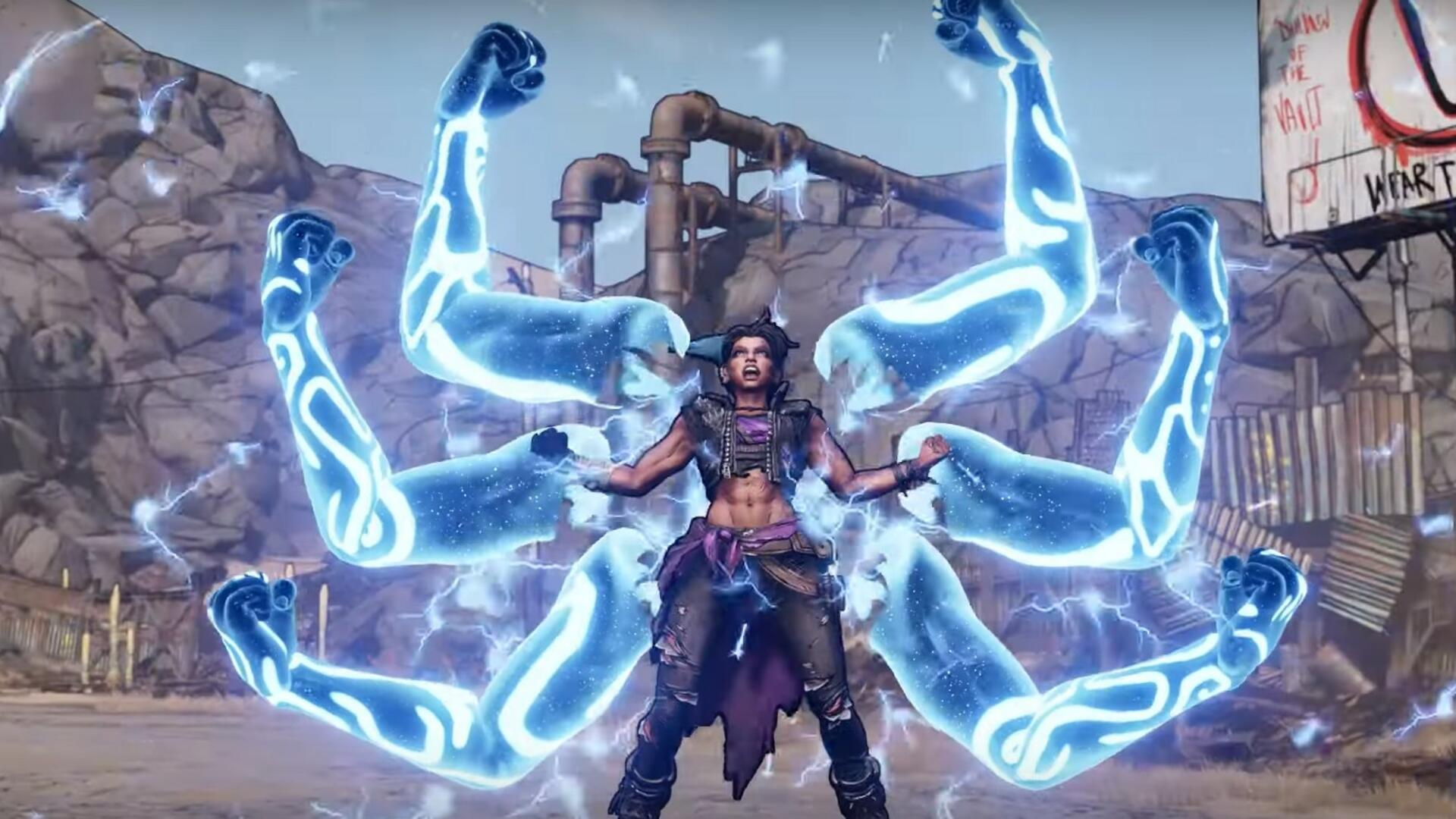 How to Use Action Skills in Borderlands 3