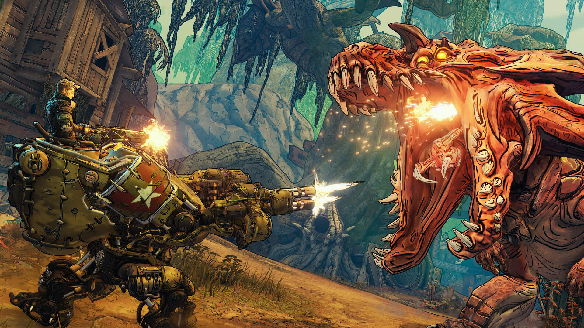 Borderlands 3 Is Letting You Solve In-Game Puzzles to Help Real-Life Scientists