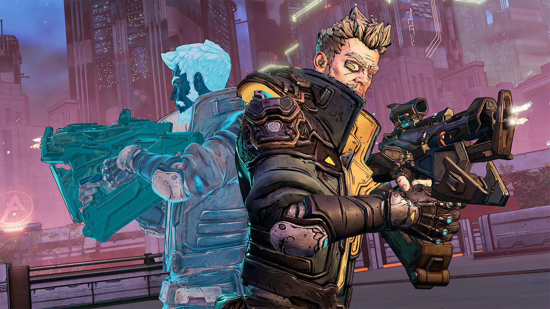Borderlands 3 Fans Love Zane, Despite Him Falling Behind Other Vault Hunters