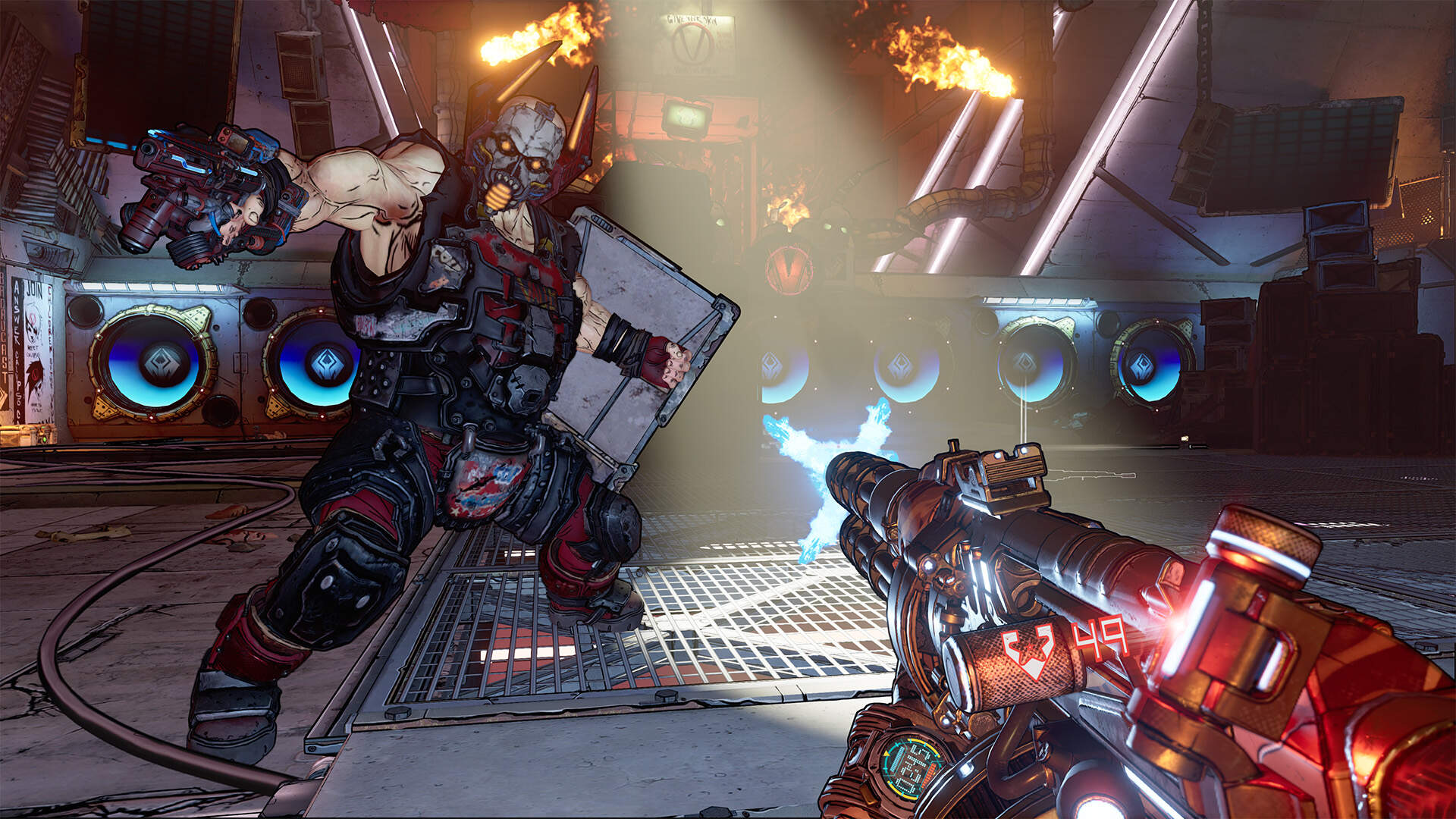 How to Unlock More Weapon Slots in Borderlands 3