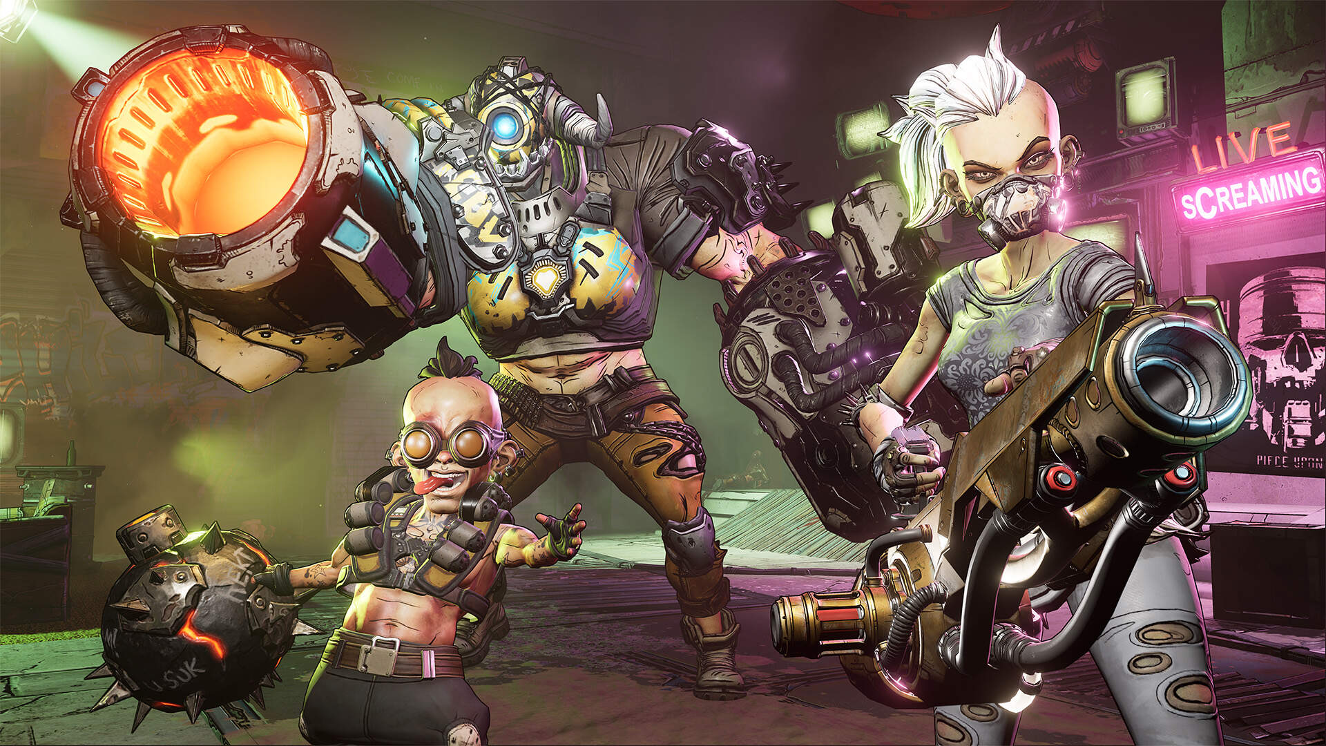 Take-Two Butts Heads With Borderlands 3 YouTuber Over Leaked Information