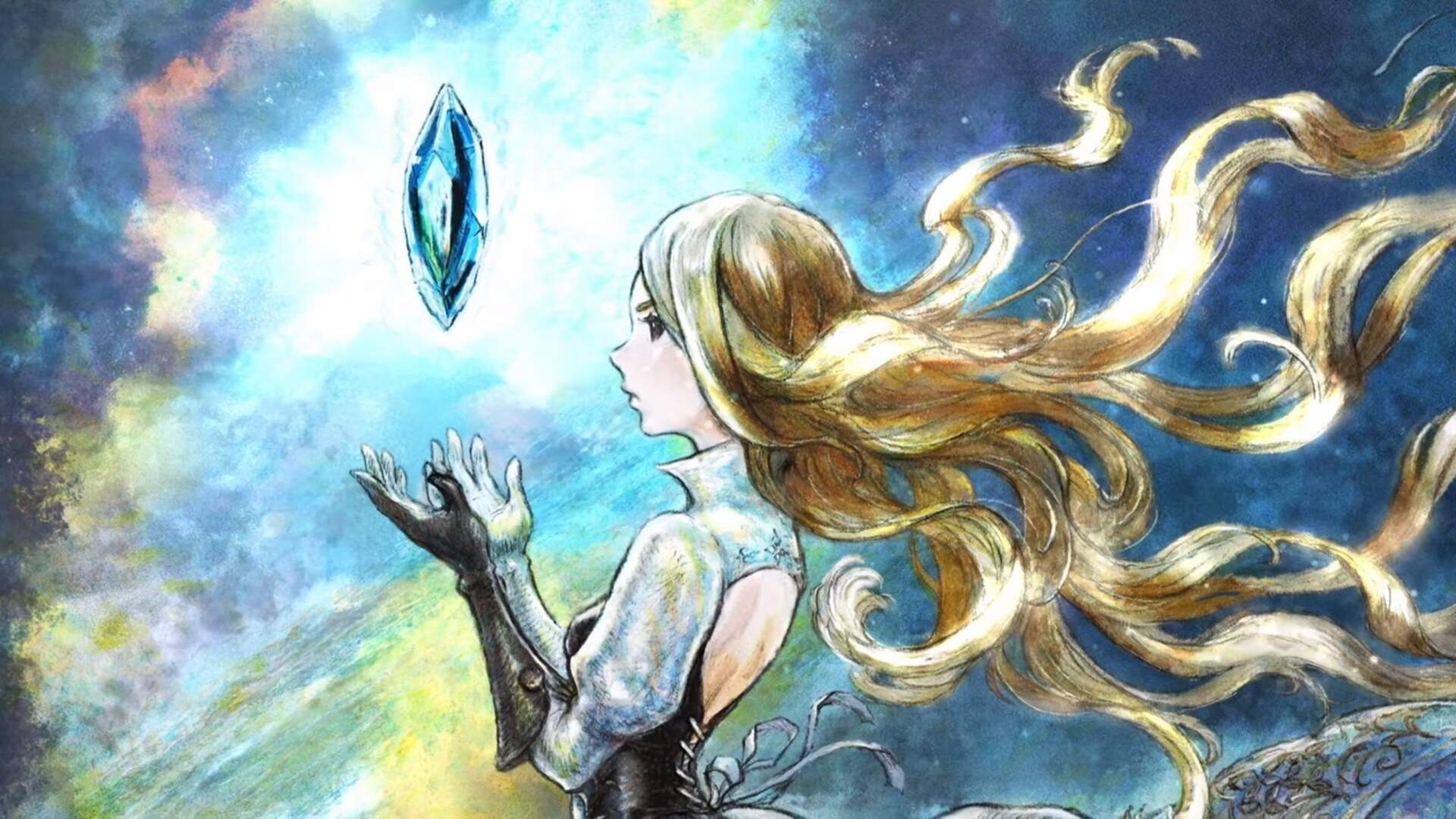 The Bravely Default 2 Demo Wants to Drink Your Blood and Eat Your Bones
